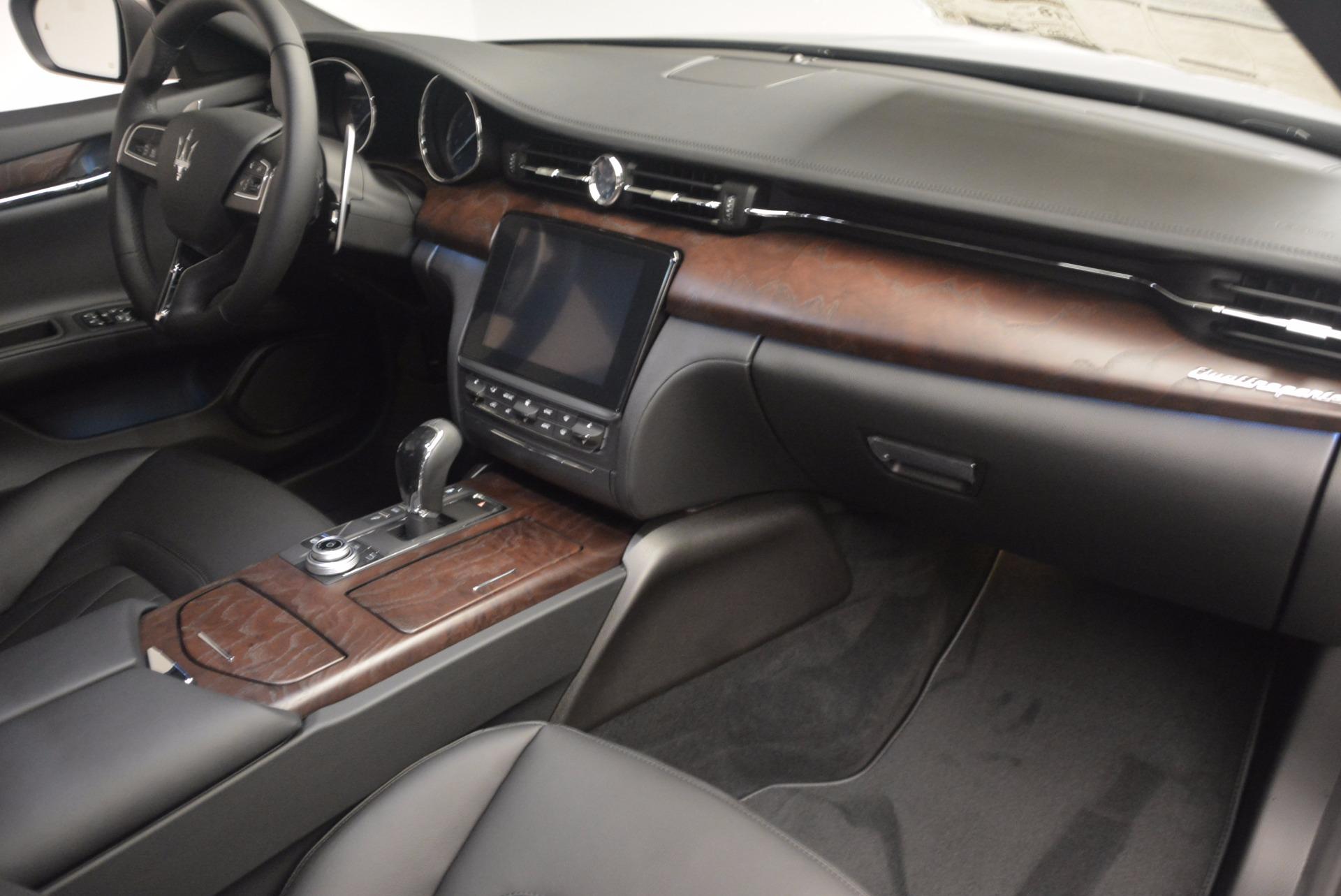 New 2017 Maserati Quattroporte SQ4 For Sale In Greenwich, CT 1090_p22
