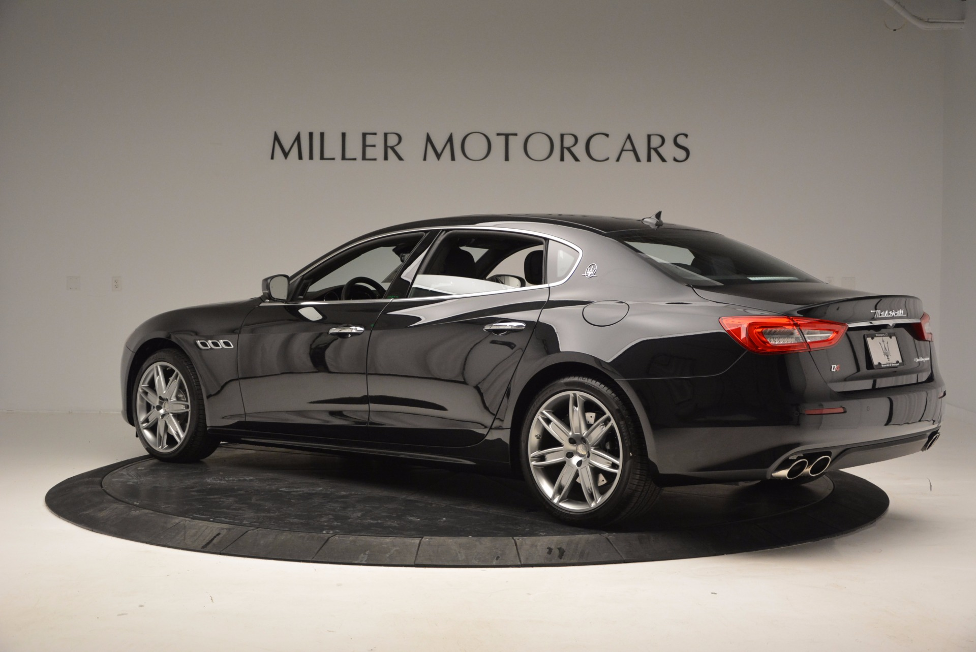 New 2017 Maserati Quattroporte S Q4 For Sale In Greenwich, CT 1092_p4