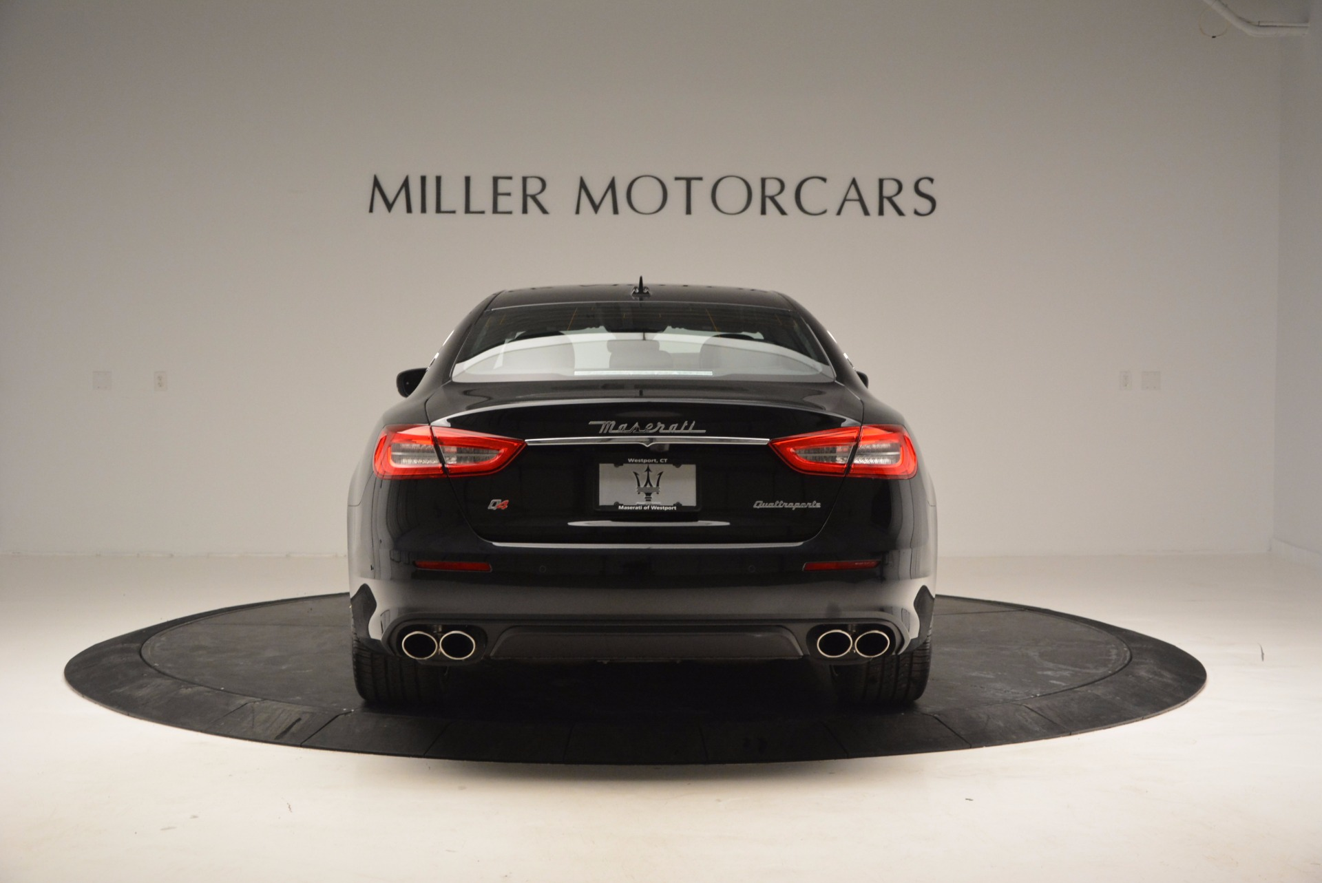 New 2017 Maserati Quattroporte S Q4 For Sale In Greenwich, CT 1092_p6