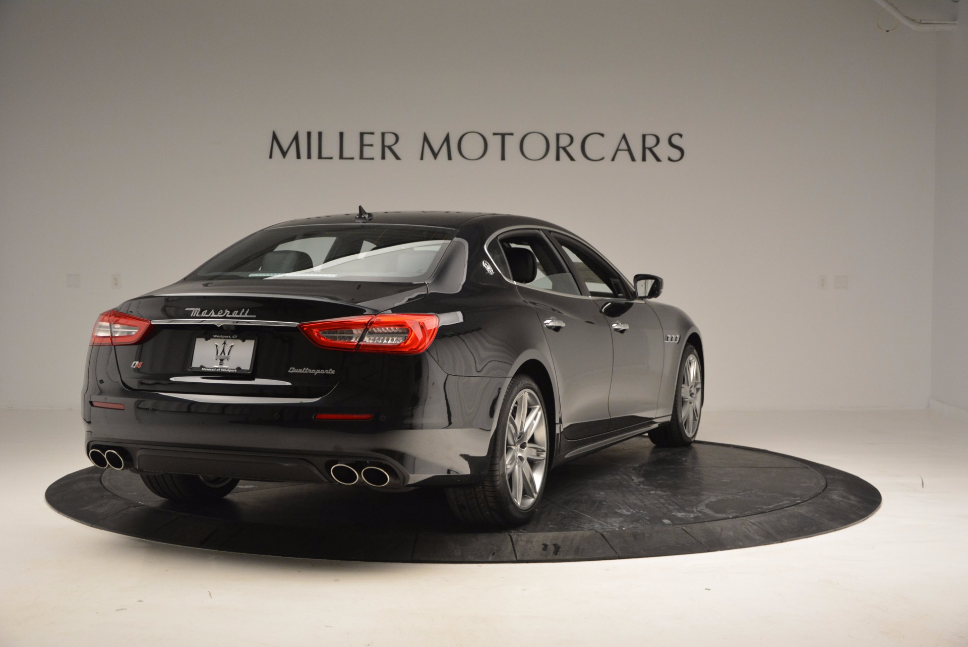 New 2017 Maserati Quattroporte S Q4 For Sale In Greenwich, CT 1092_p7
