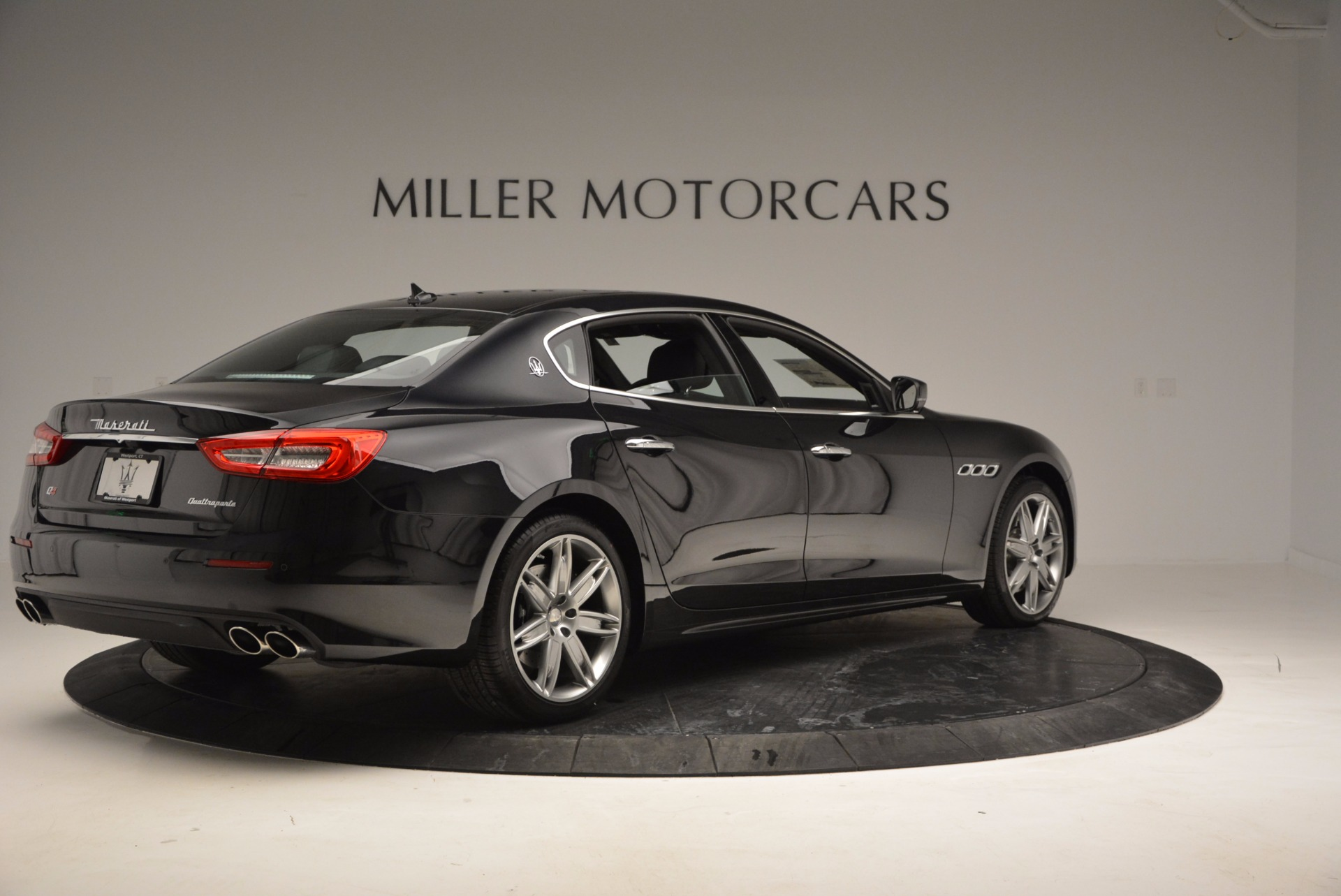 New 2017 Maserati Quattroporte S Q4 For Sale In Greenwich, CT 1092_p8