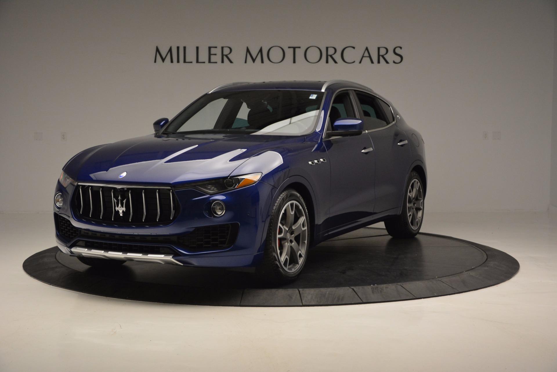 New 2017 Maserati Levante S For Sale In Greenwich, CT 1093_main