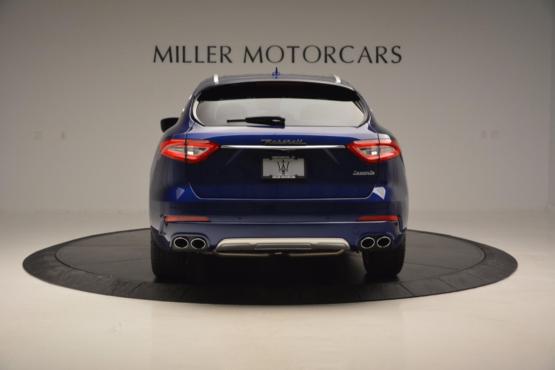 New 2017 Maserati Levante S For Sale In Greenwich, CT 1093_p12