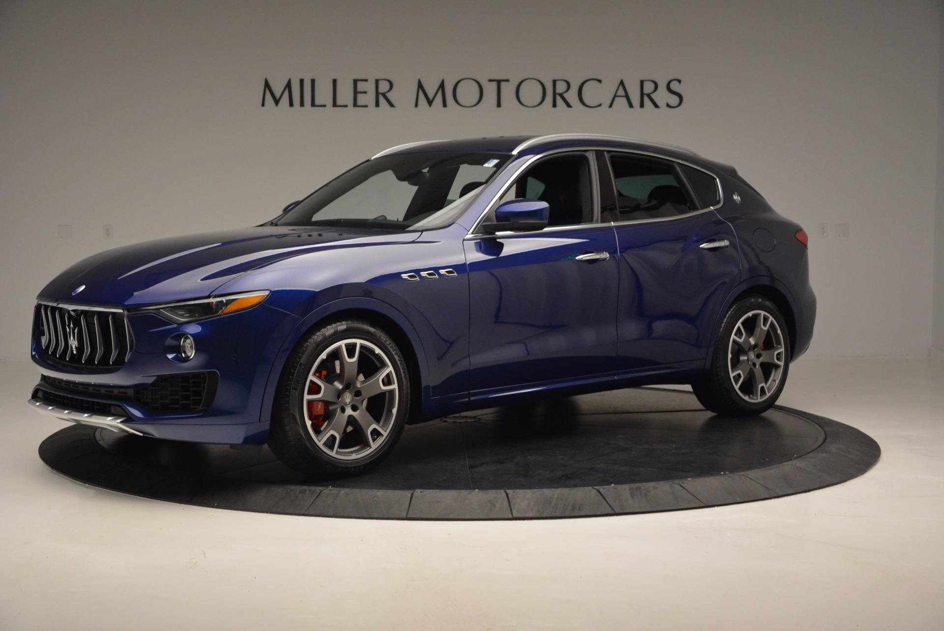 New 2017 Maserati Levante S For Sale In Greenwich, CT 1093_p2