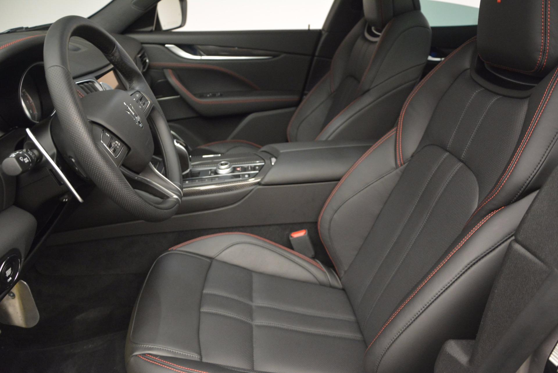 New 2017 Maserati Levante S Q4 For Sale In Greenwich, CT 1094_p16