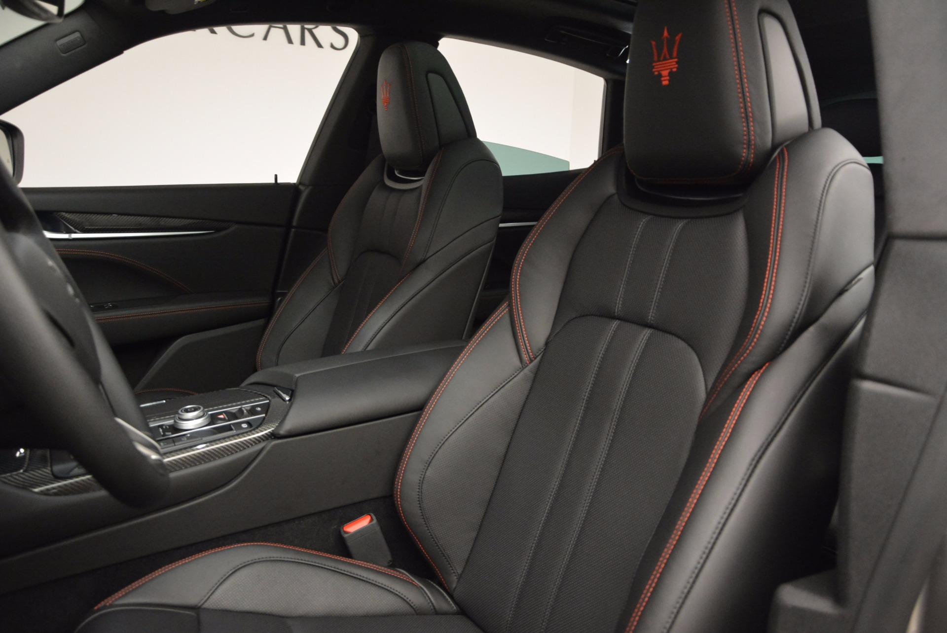 New 2017 Maserati Levante S Q4 For Sale In Greenwich, CT 1094_p17