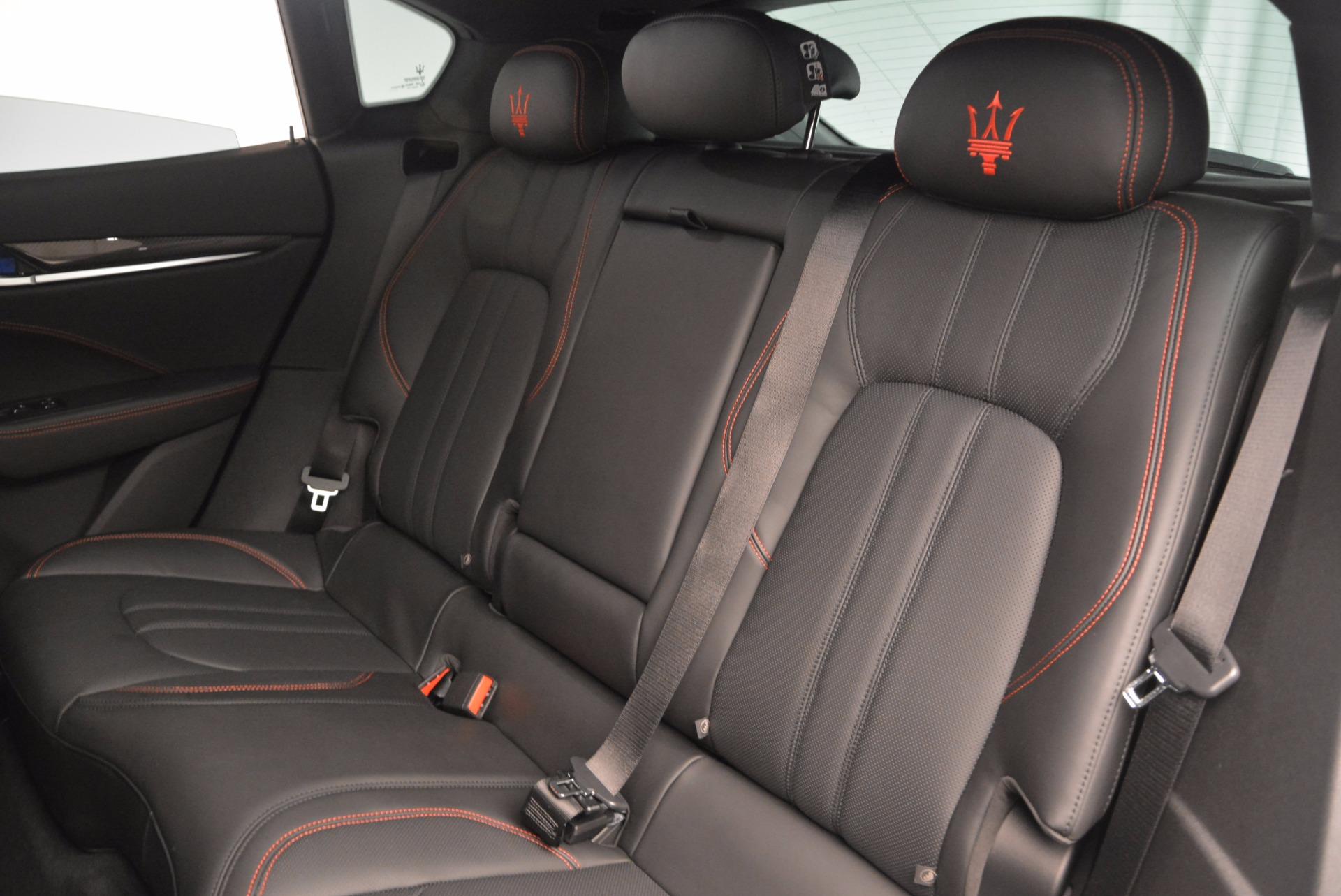 New 2017 Maserati Levante S Q4 For Sale In Greenwich, CT 1094_p21
