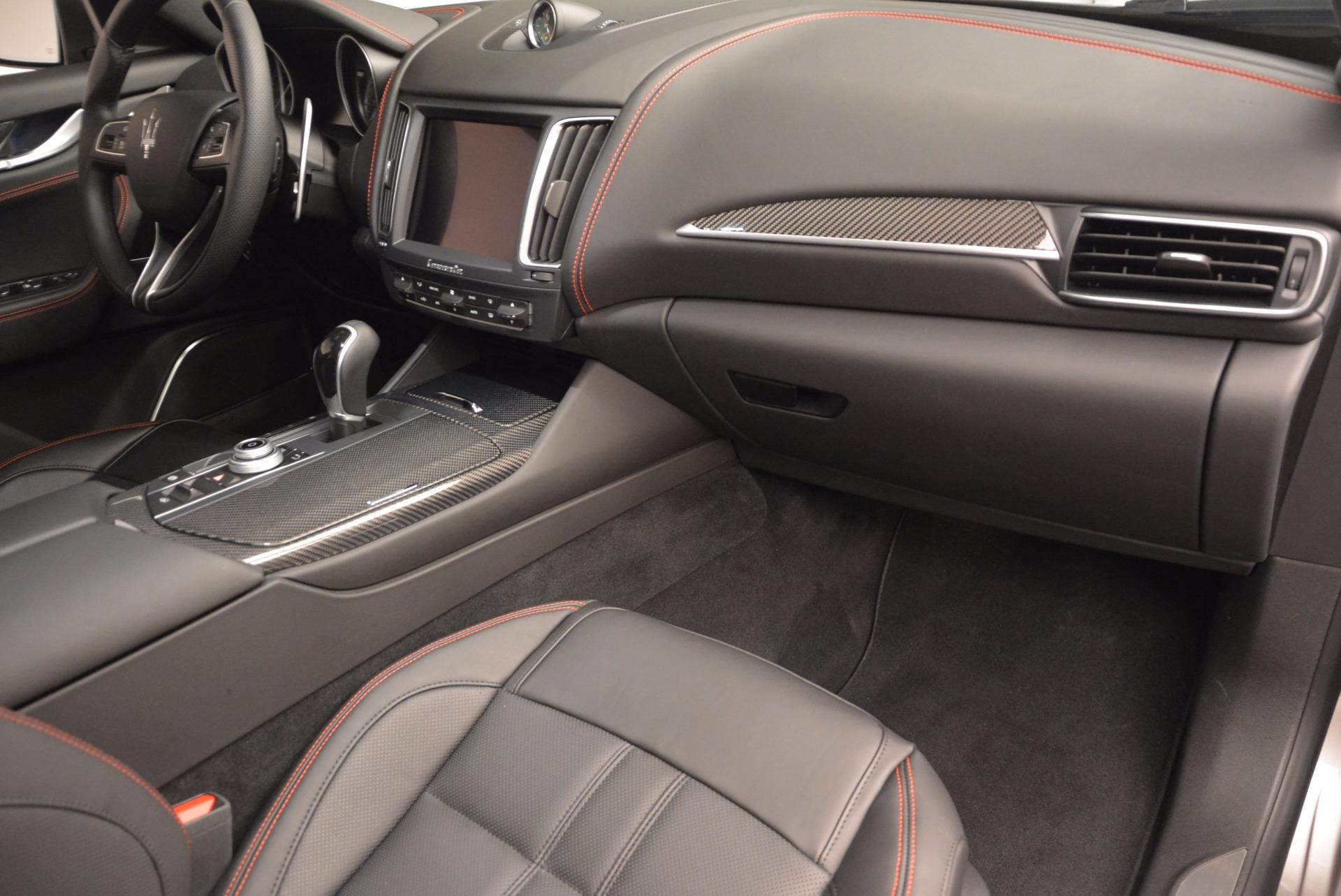 New 2017 Maserati Levante S Q4 For Sale In Greenwich, CT 1094_p22