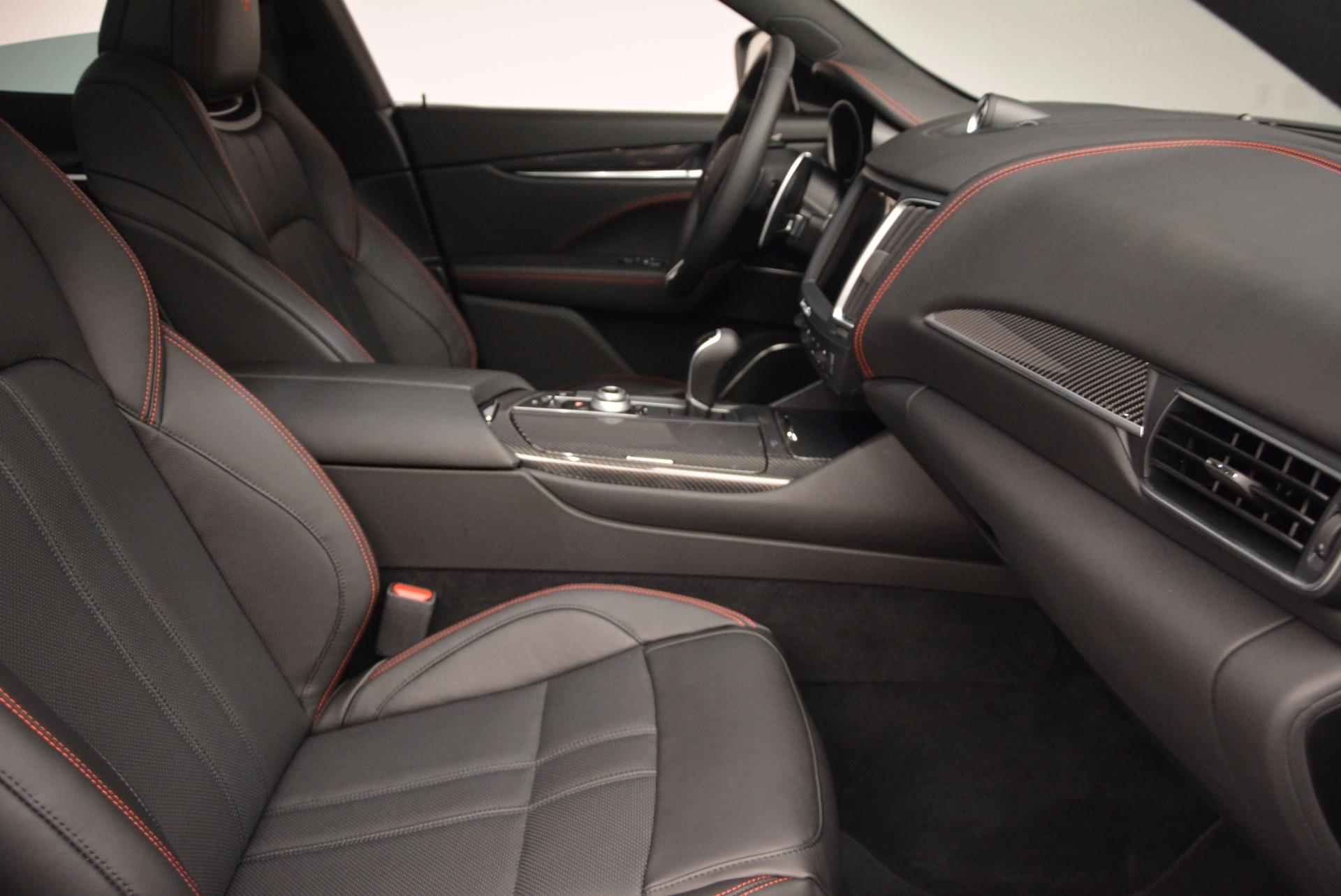 New 2017 Maserati Levante S Q4 For Sale In Greenwich, CT 1094_p23