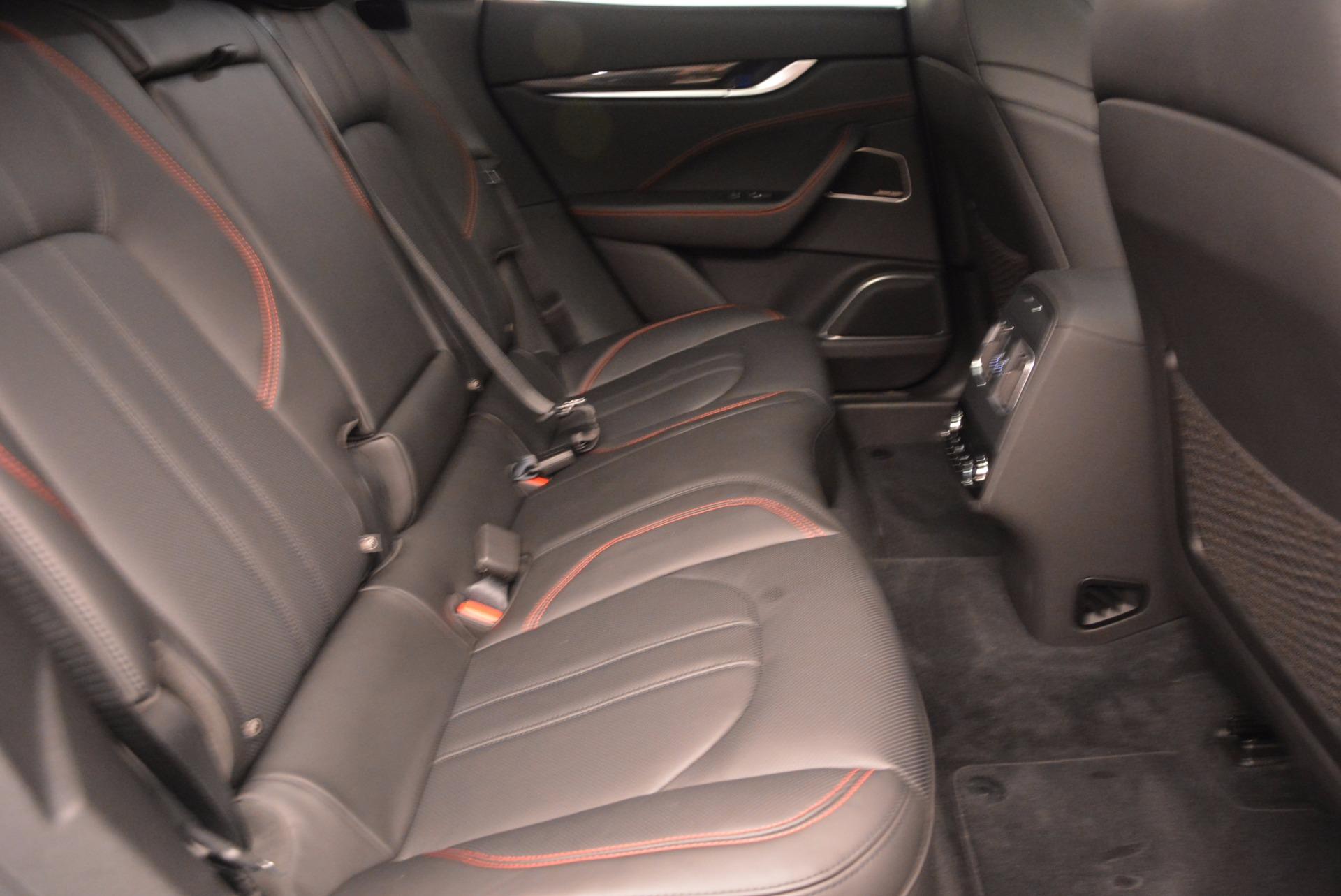 New 2017 Maserati Levante S Q4 For Sale In Greenwich, CT 1094_p26
