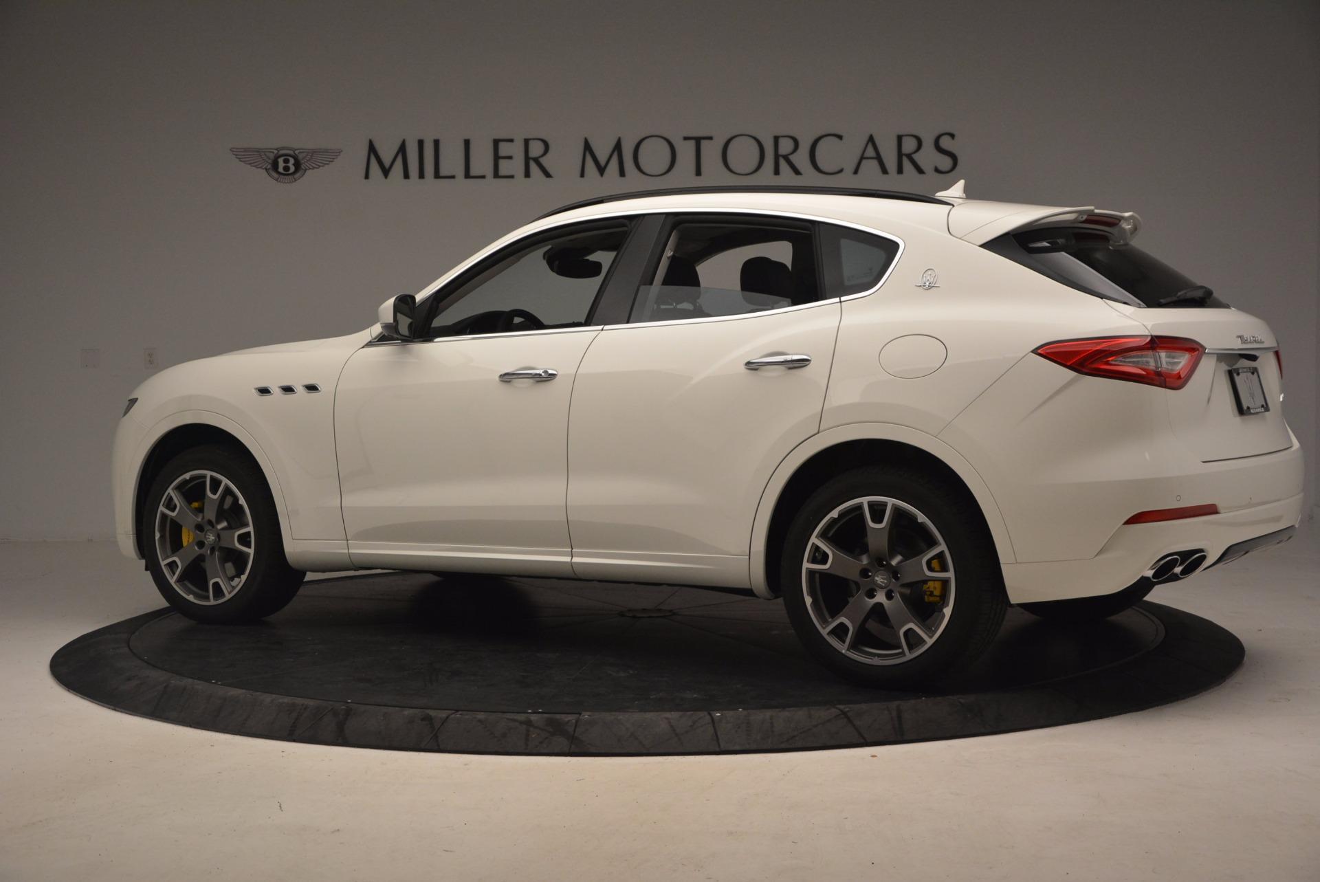 New 2017 Maserati Levante S Q4 For Sale In Greenwich, CT 1094_p4