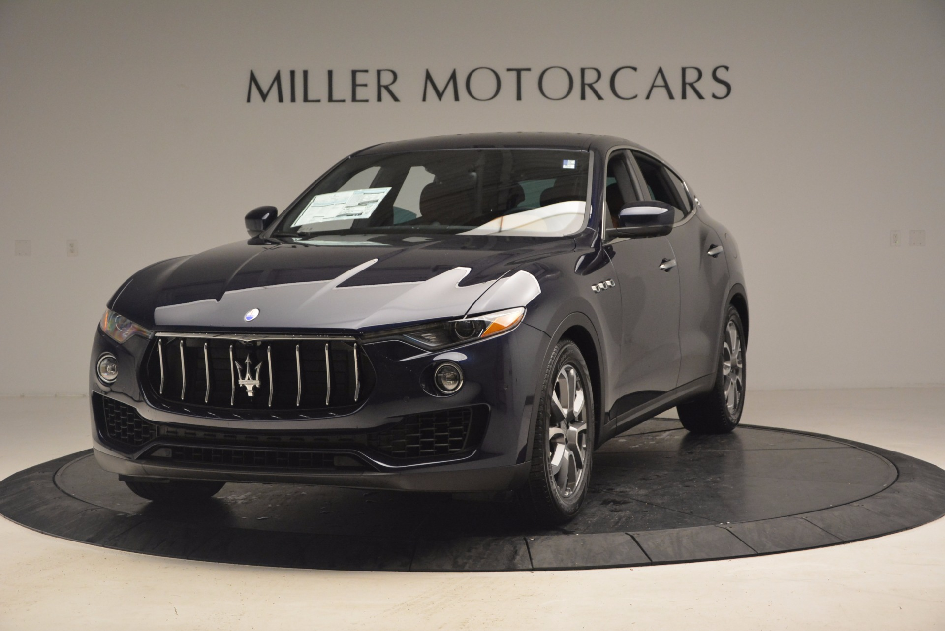 New 2017 Maserati Levante  For Sale In Greenwich, CT 1095_main