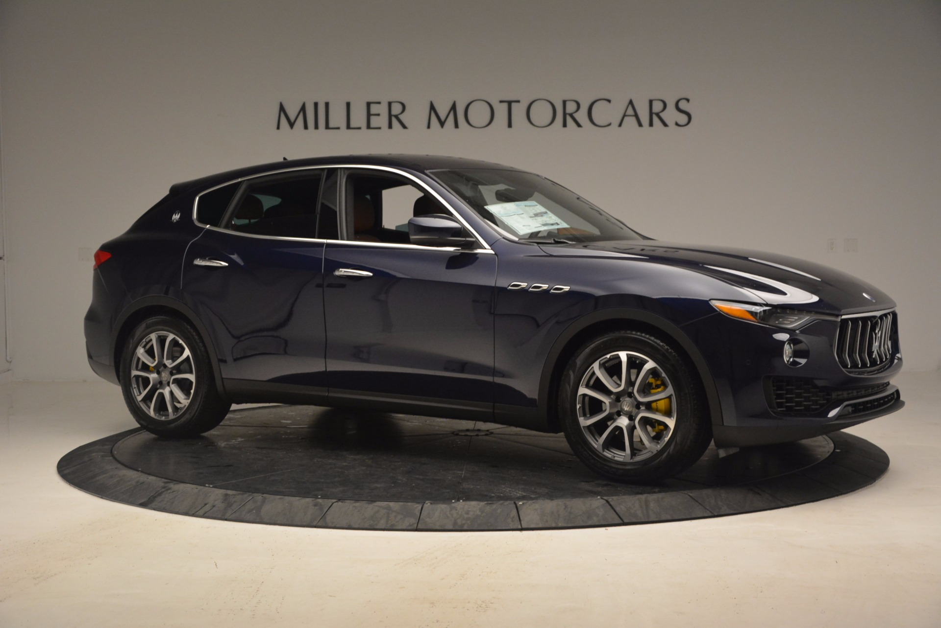 New 2017 Maserati Levante  For Sale In Greenwich, CT 1095_p10