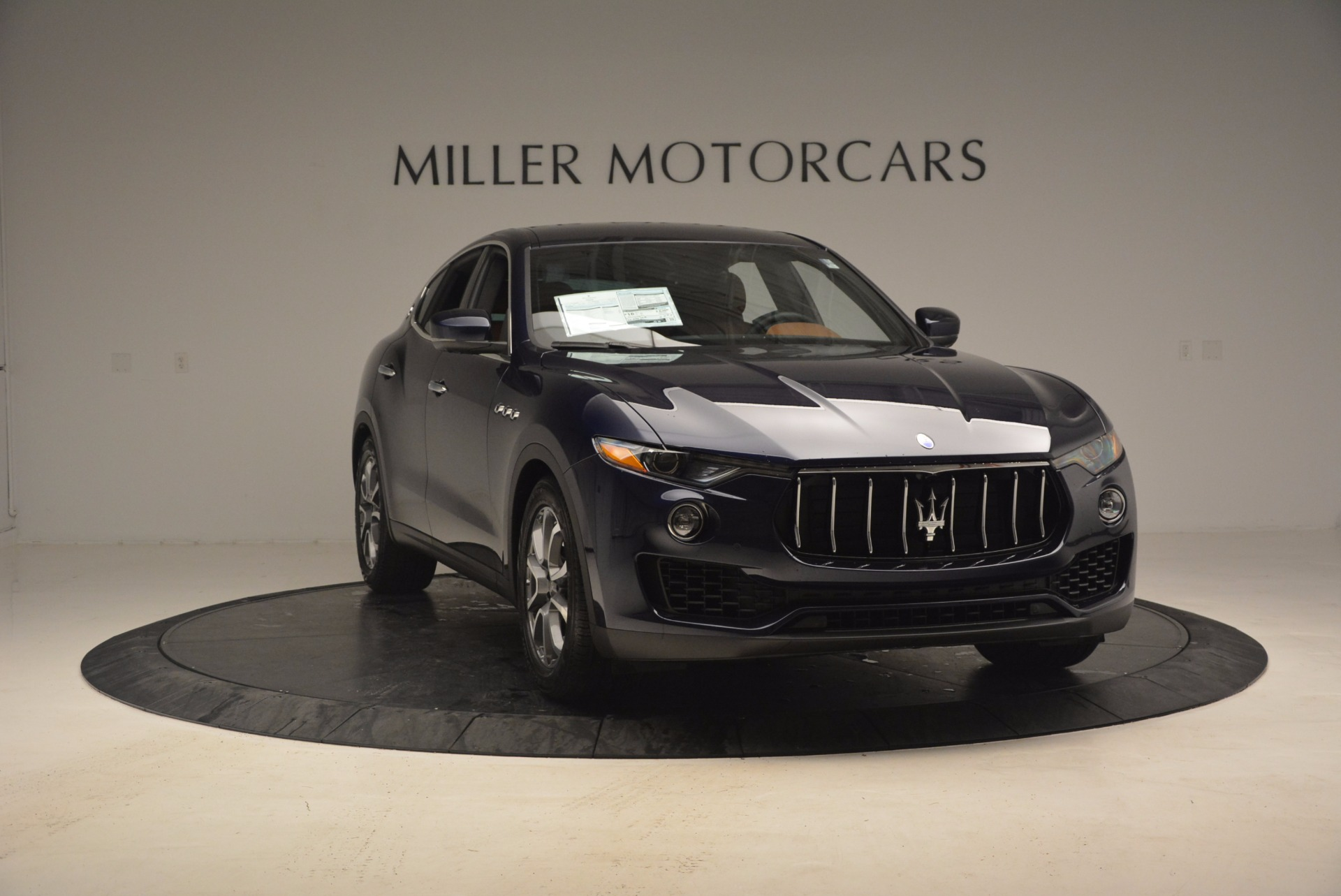 New 2017 Maserati Levante  For Sale In Greenwich, CT 1095_p11
