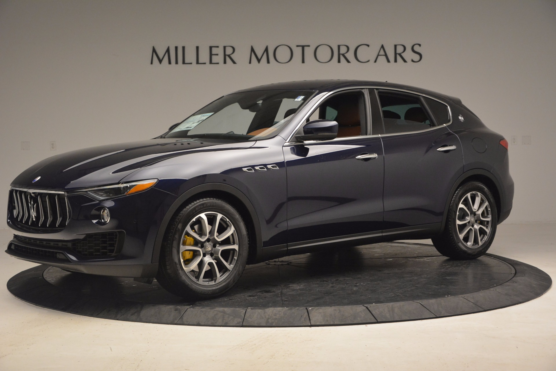 New 2017 Maserati Levante  For Sale In Greenwich, CT 1095_p2