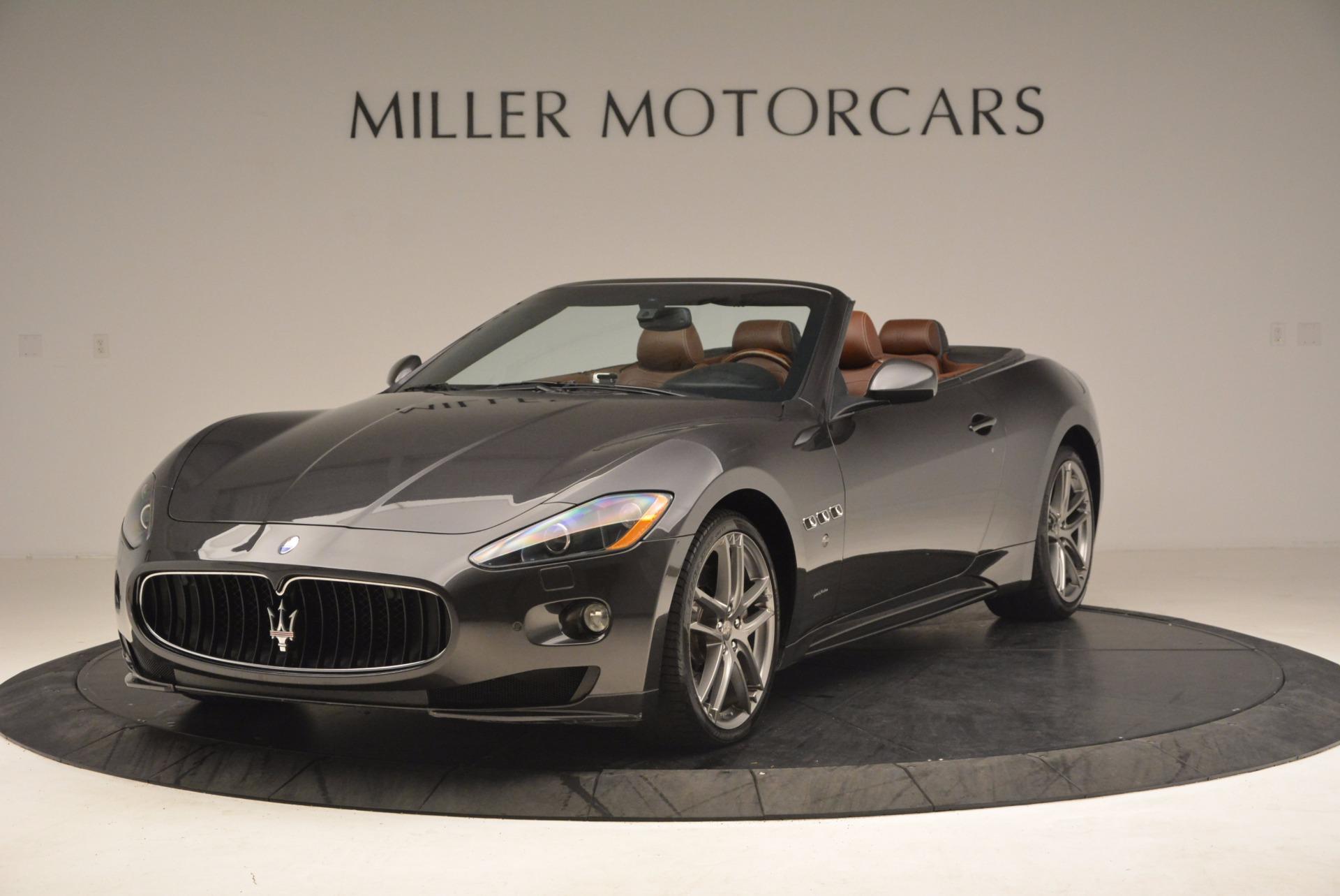 Used 2012 Maserati GranTurismo Sport For Sale In Greenwich, CT 1097_main