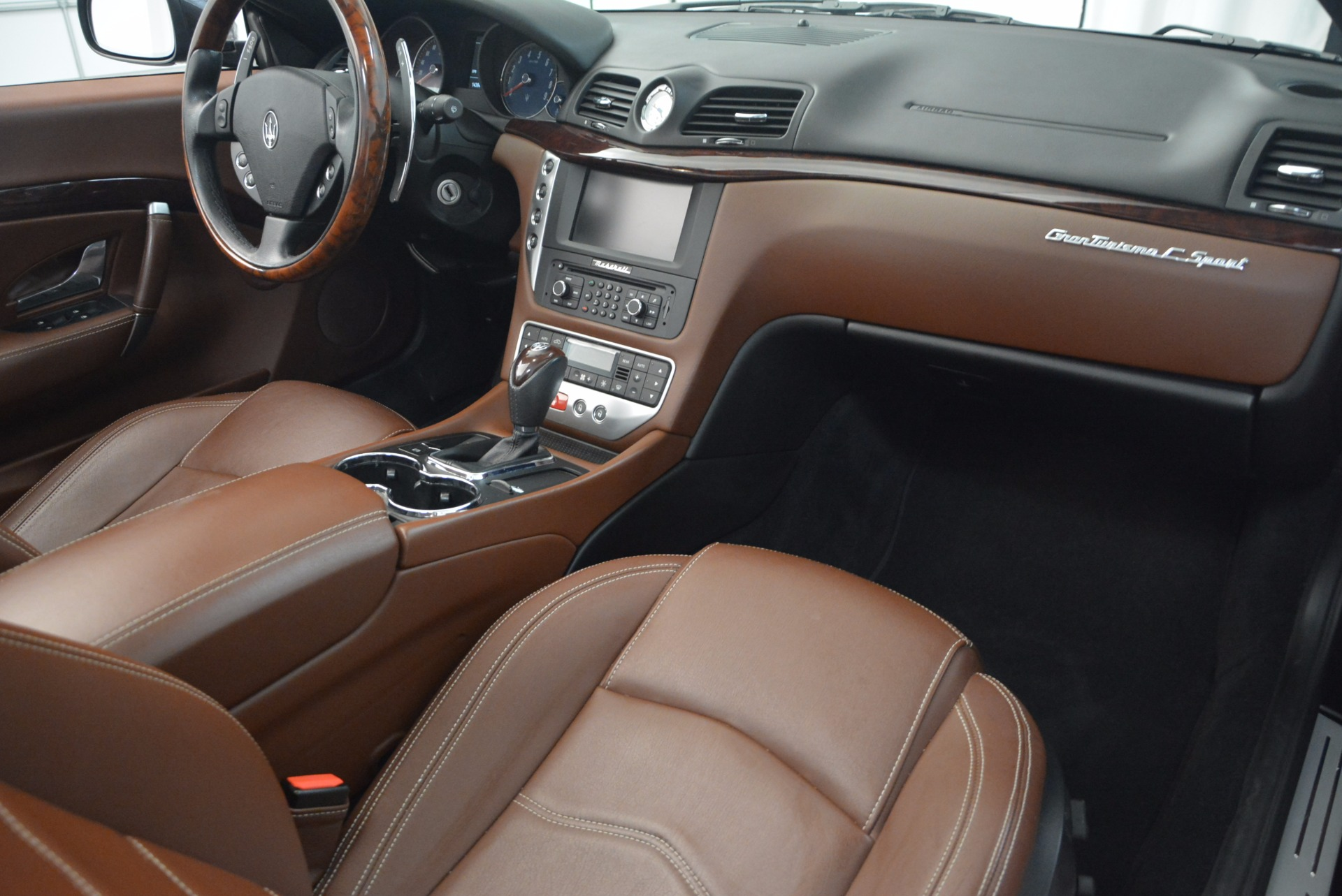 Used 2012 Maserati GranTurismo Sport For Sale In Greenwich, CT 1097_p27