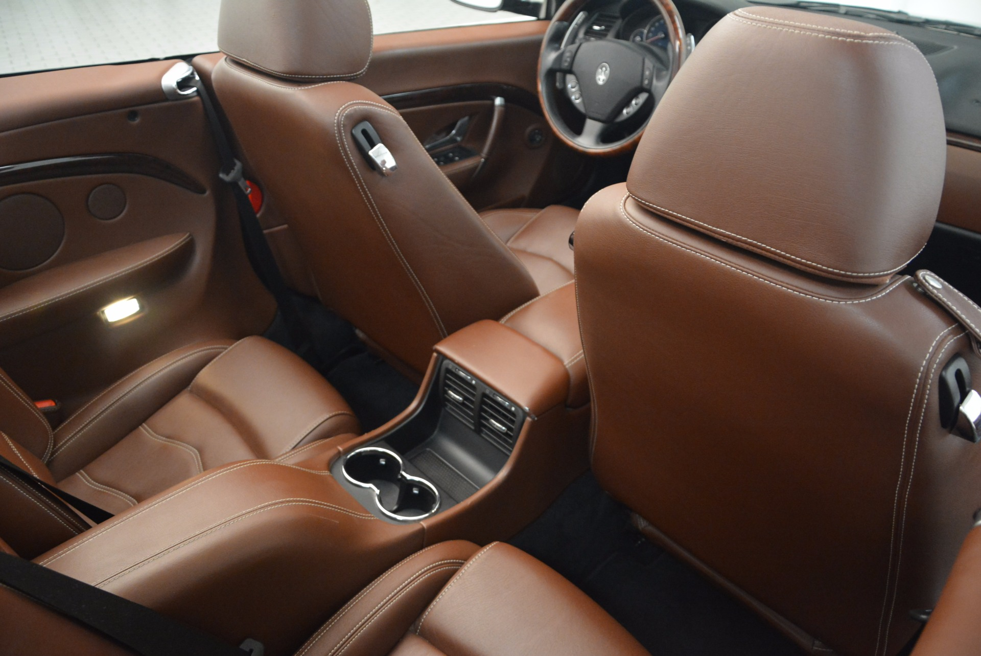 Used 2012 Maserati GranTurismo Sport For Sale In Greenwich, CT 1097_p31