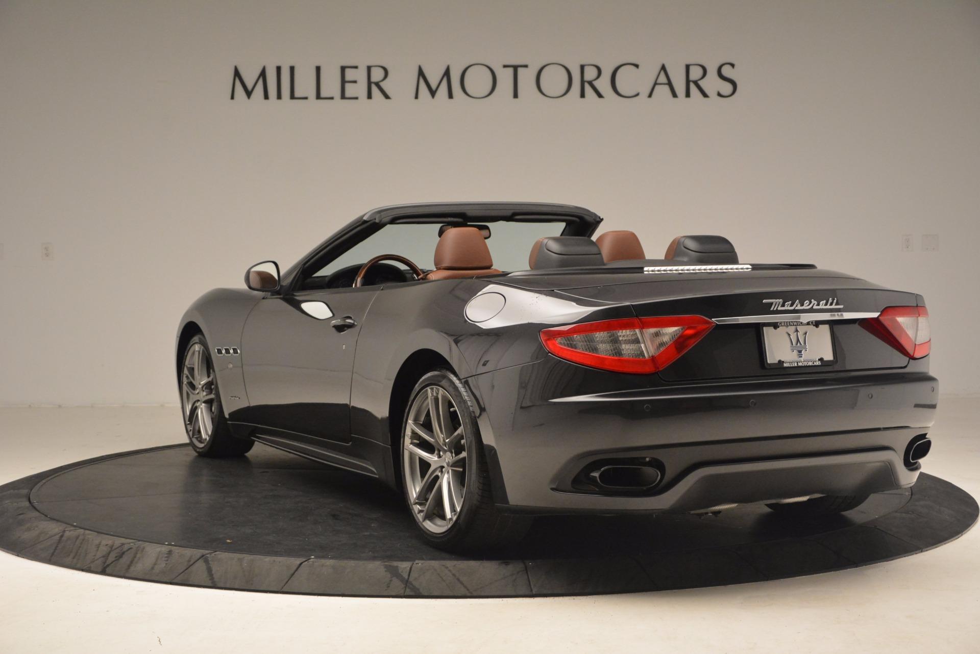 Used 2012 Maserati GranTurismo Sport For Sale In Greenwich, CT 1097_p5