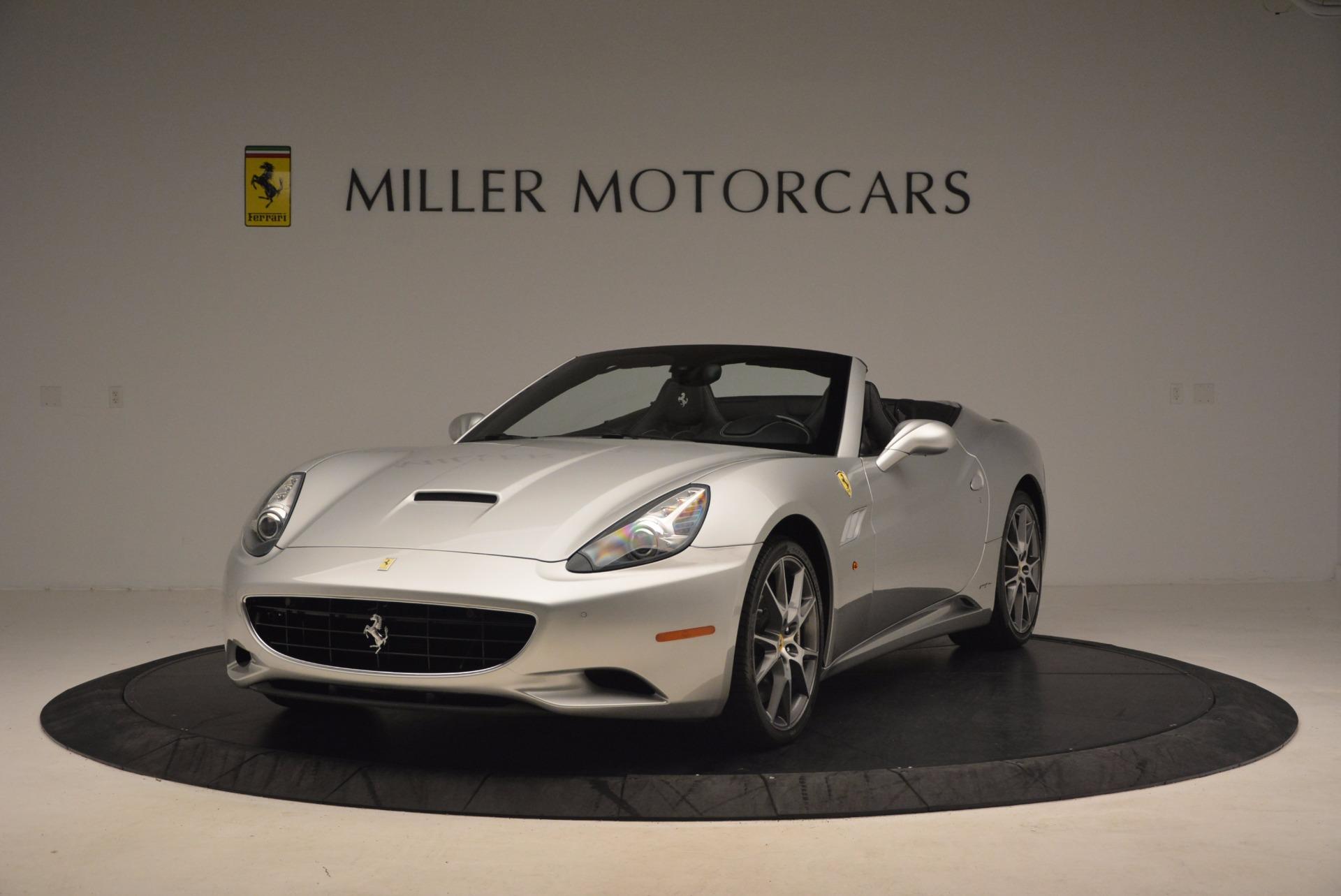 Used 2012 Ferrari California  For Sale In Greenwich, CT 1098_main