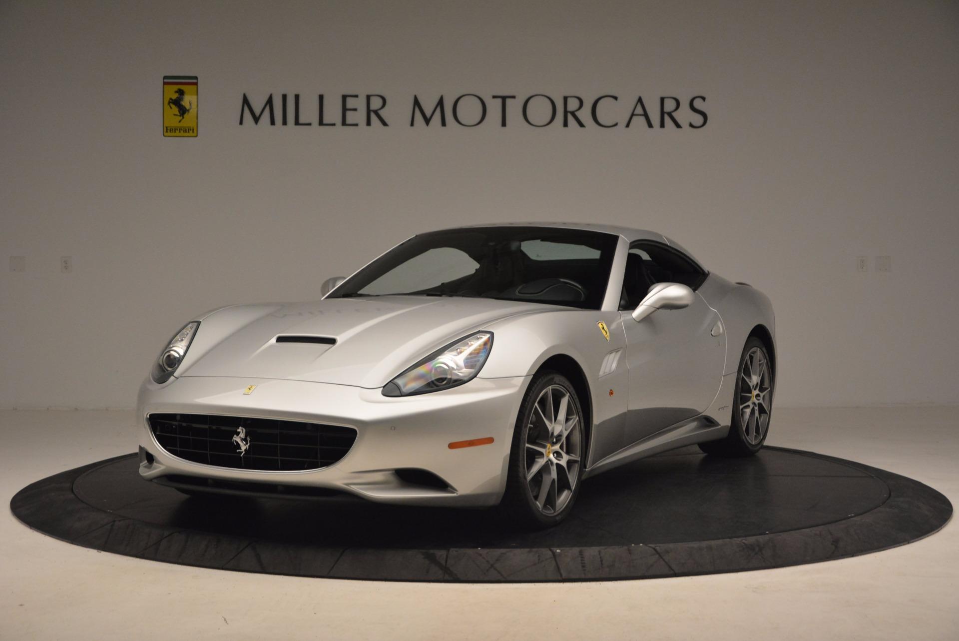 Used 2012 Ferrari California  For Sale In Greenwich, CT 1098_p13