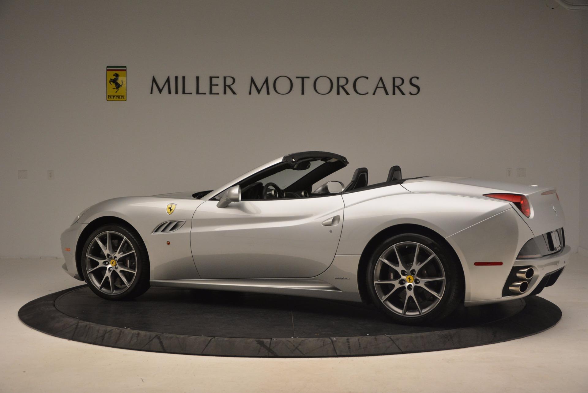 Used 2012 Ferrari California  For Sale In Greenwich, CT 1098_p4