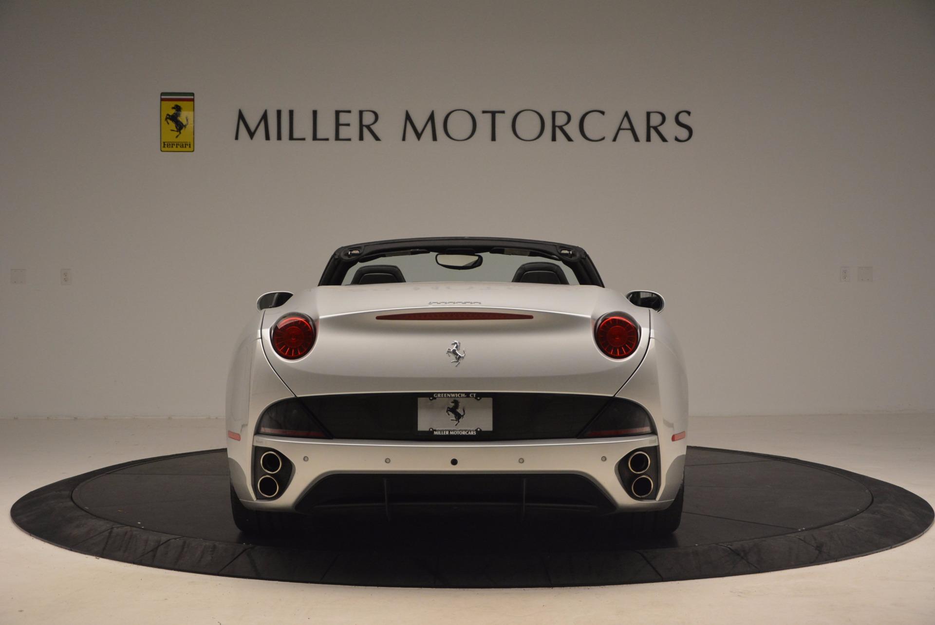 Used 2012 Ferrari California  For Sale In Greenwich, CT 1098_p6