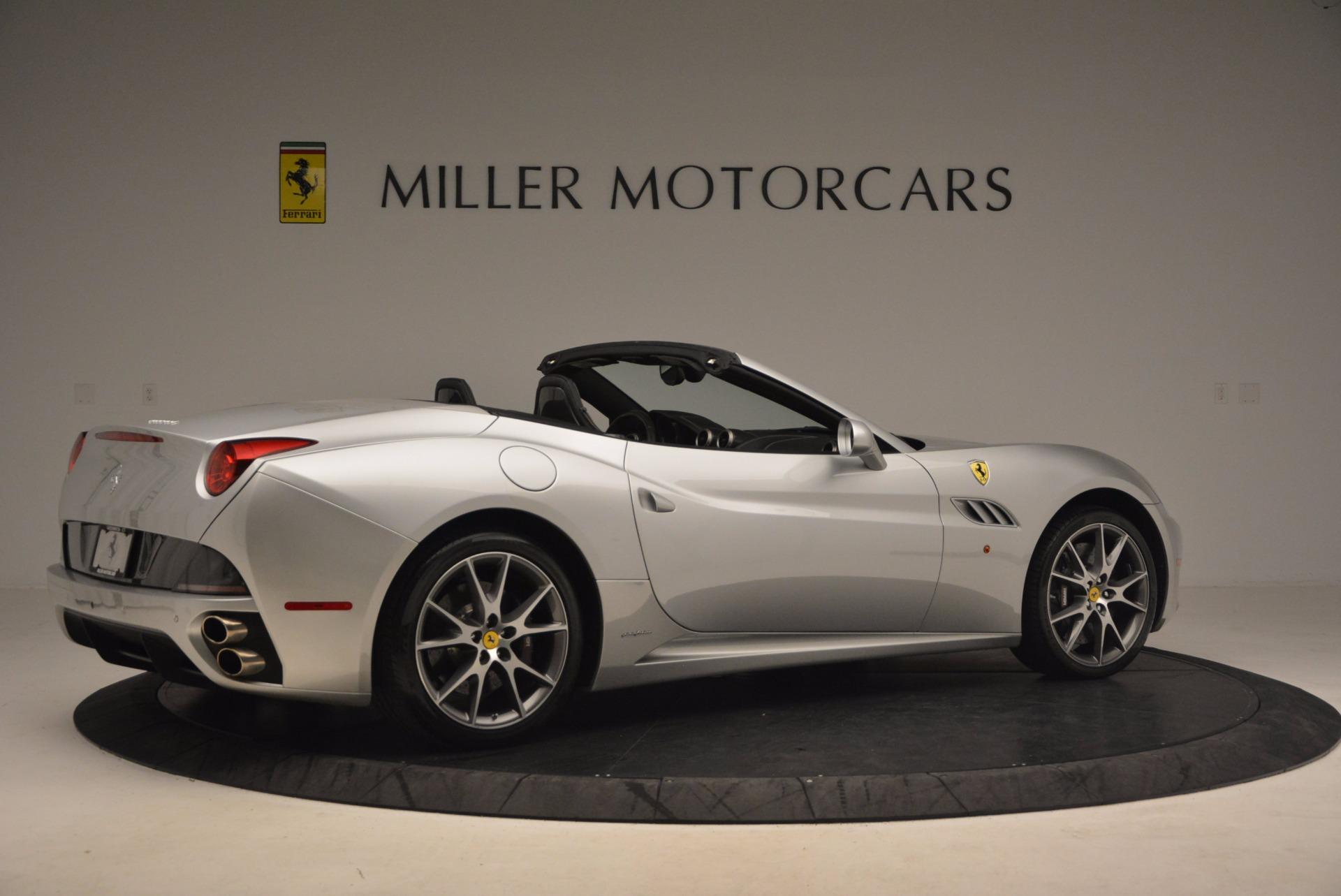 Used 2012 Ferrari California  For Sale In Greenwich, CT 1098_p8