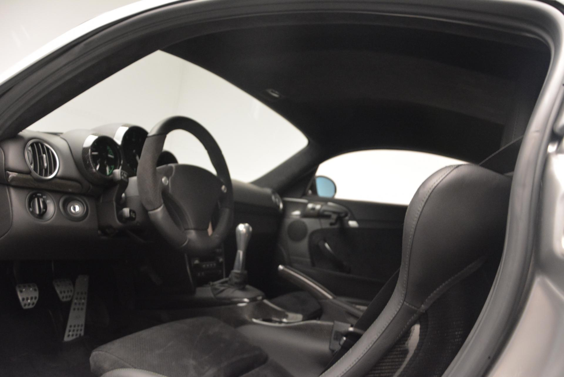 Used 2012 Porsche RUF CTR-3 Clubsport For Sale In Greenwich, CT 110_p17