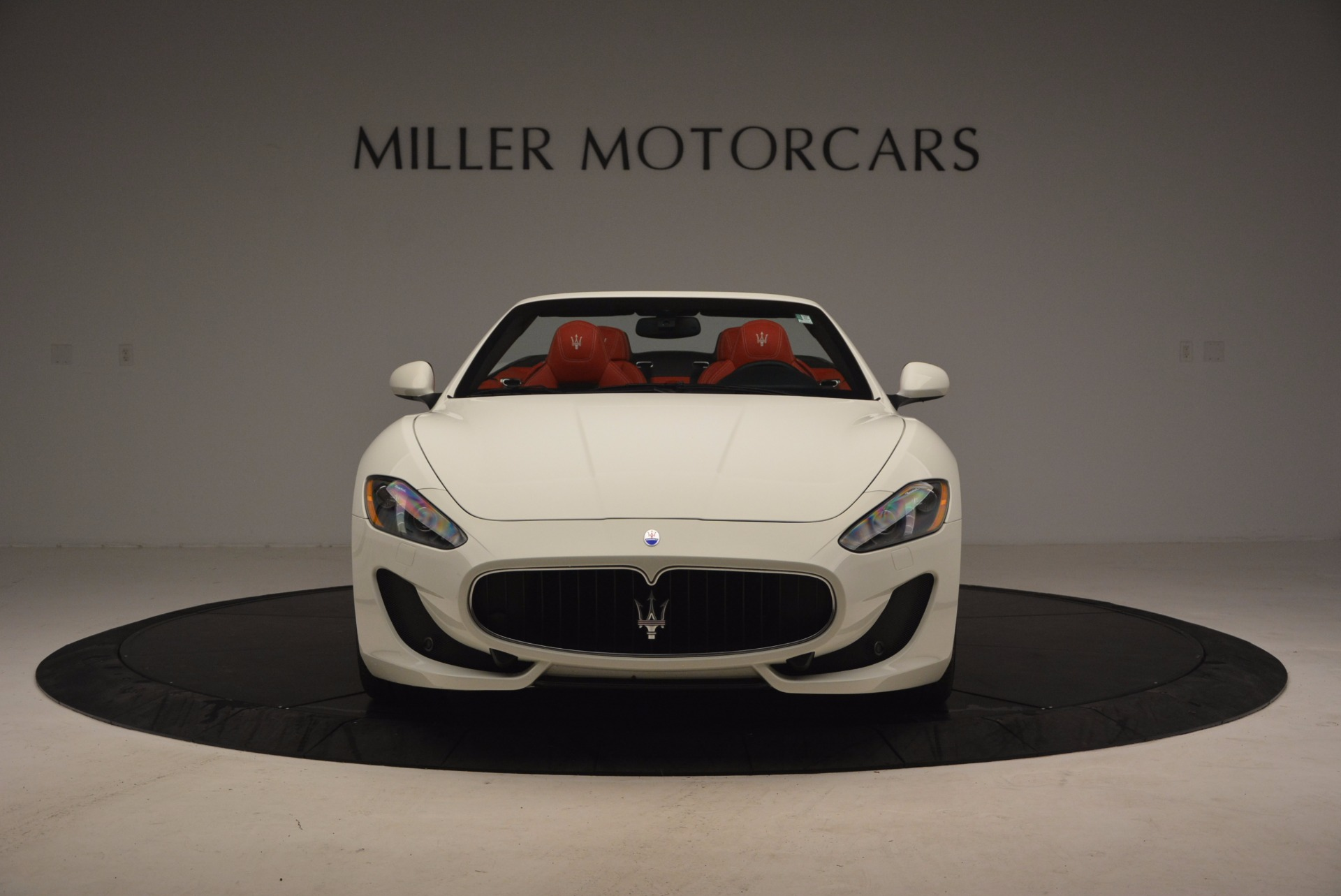 Used 2016 Maserati GranTurismo Sport For Sale In Greenwich, CT 1100_p12