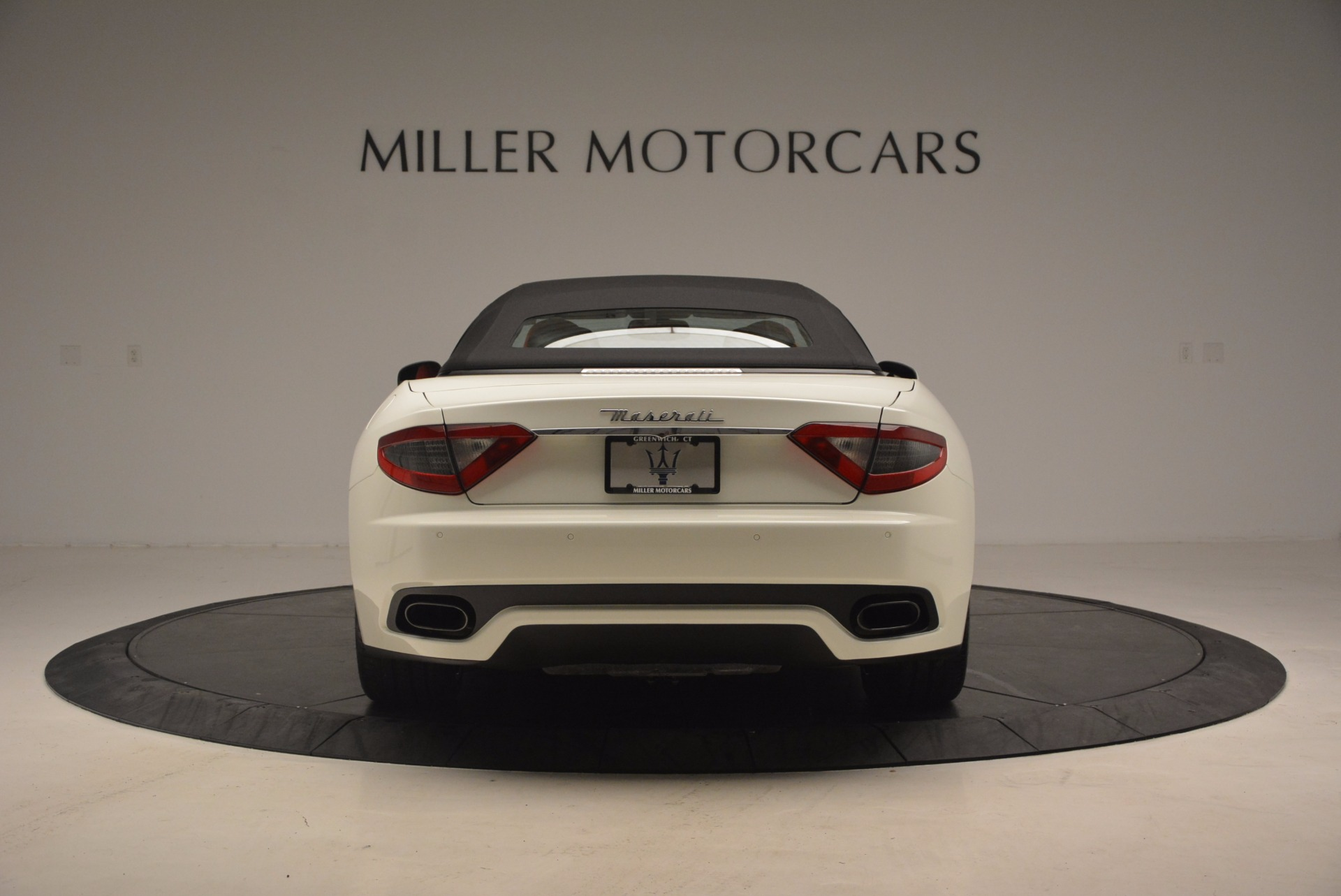 Used 2016 Maserati GranTurismo Sport For Sale In Greenwich, CT 1100_p18