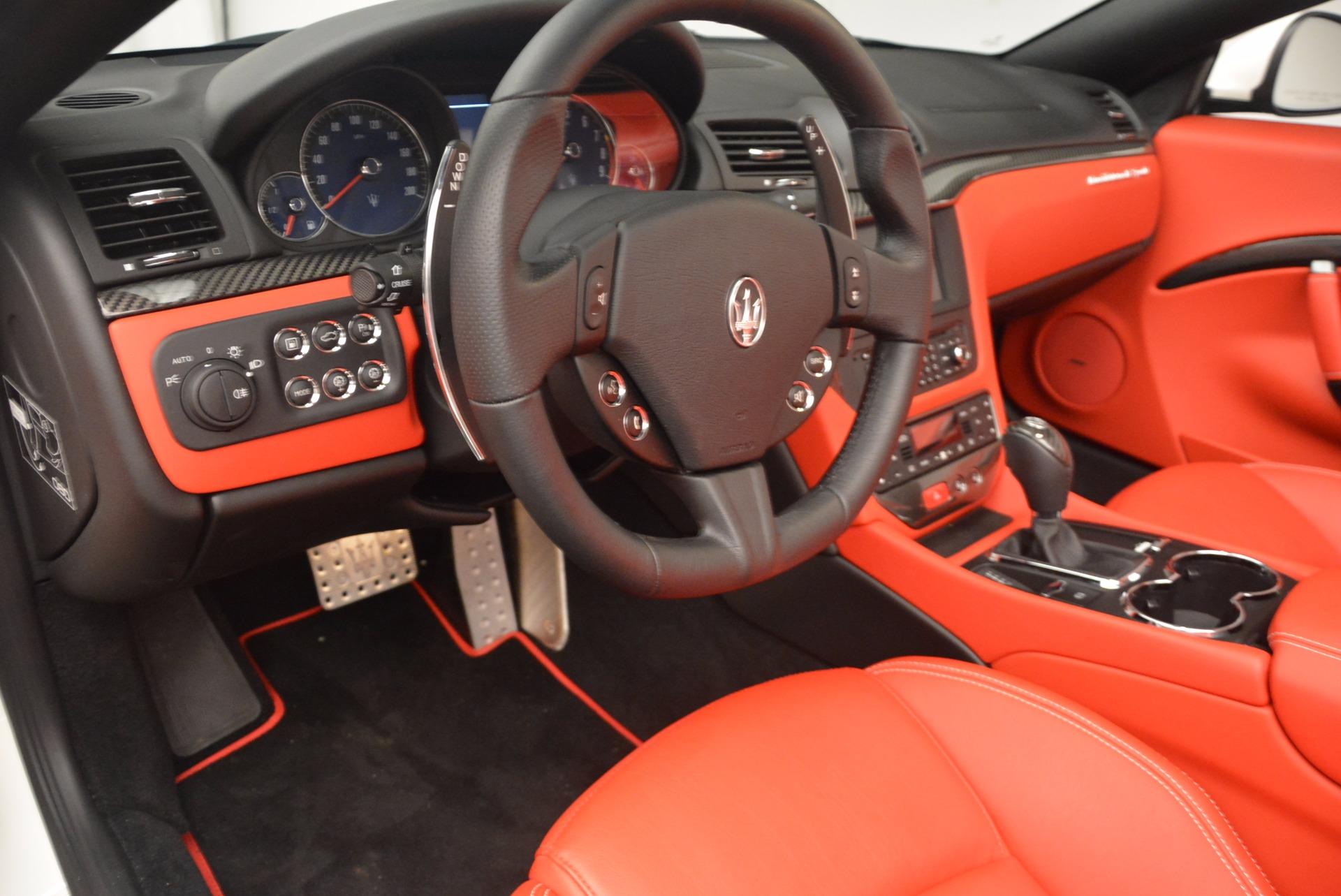 Used 2016 Maserati GranTurismo Sport For Sale In Greenwich, CT 1100_p34