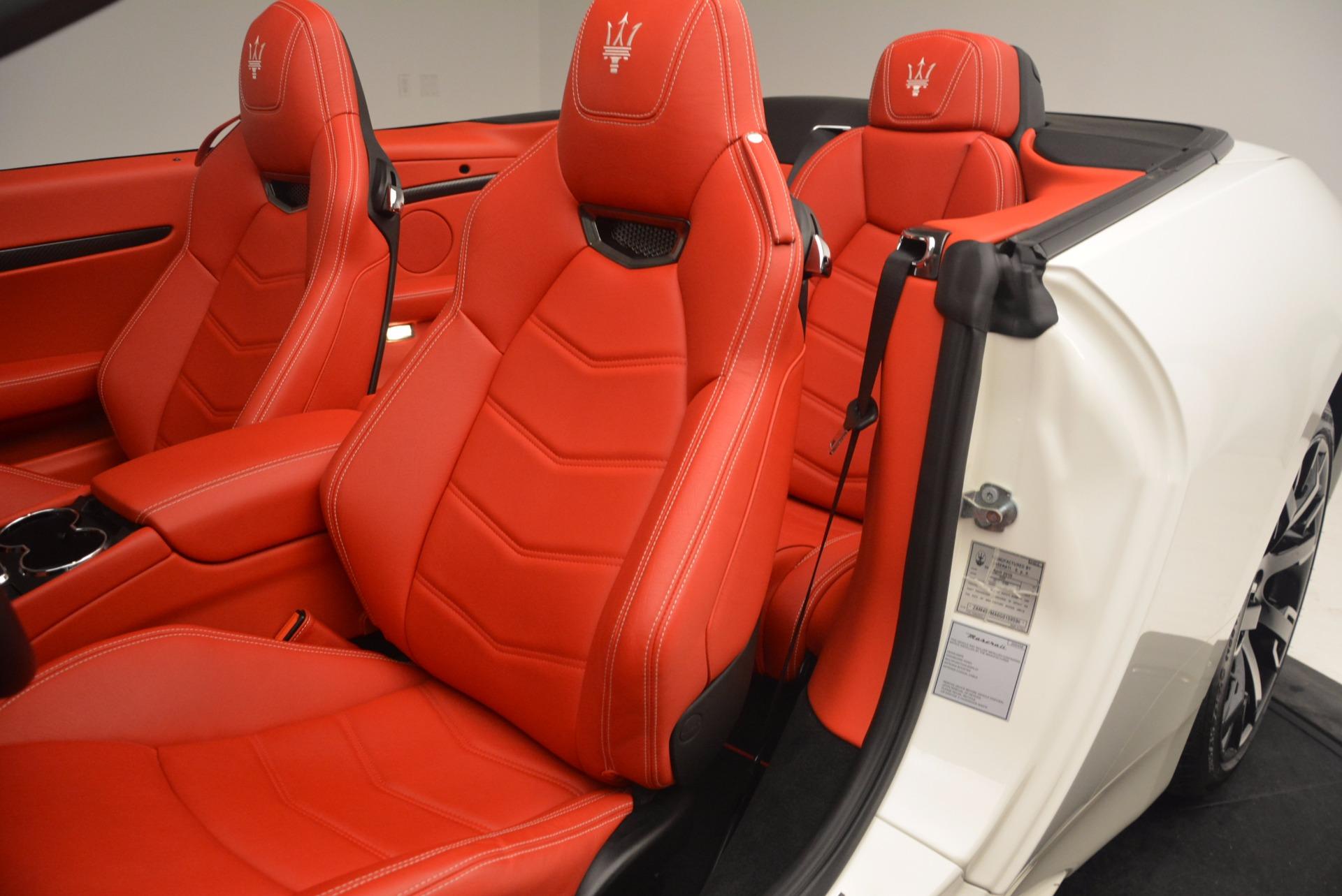 Used 2016 Maserati GranTurismo Sport For Sale In Greenwich, CT 1100_p36