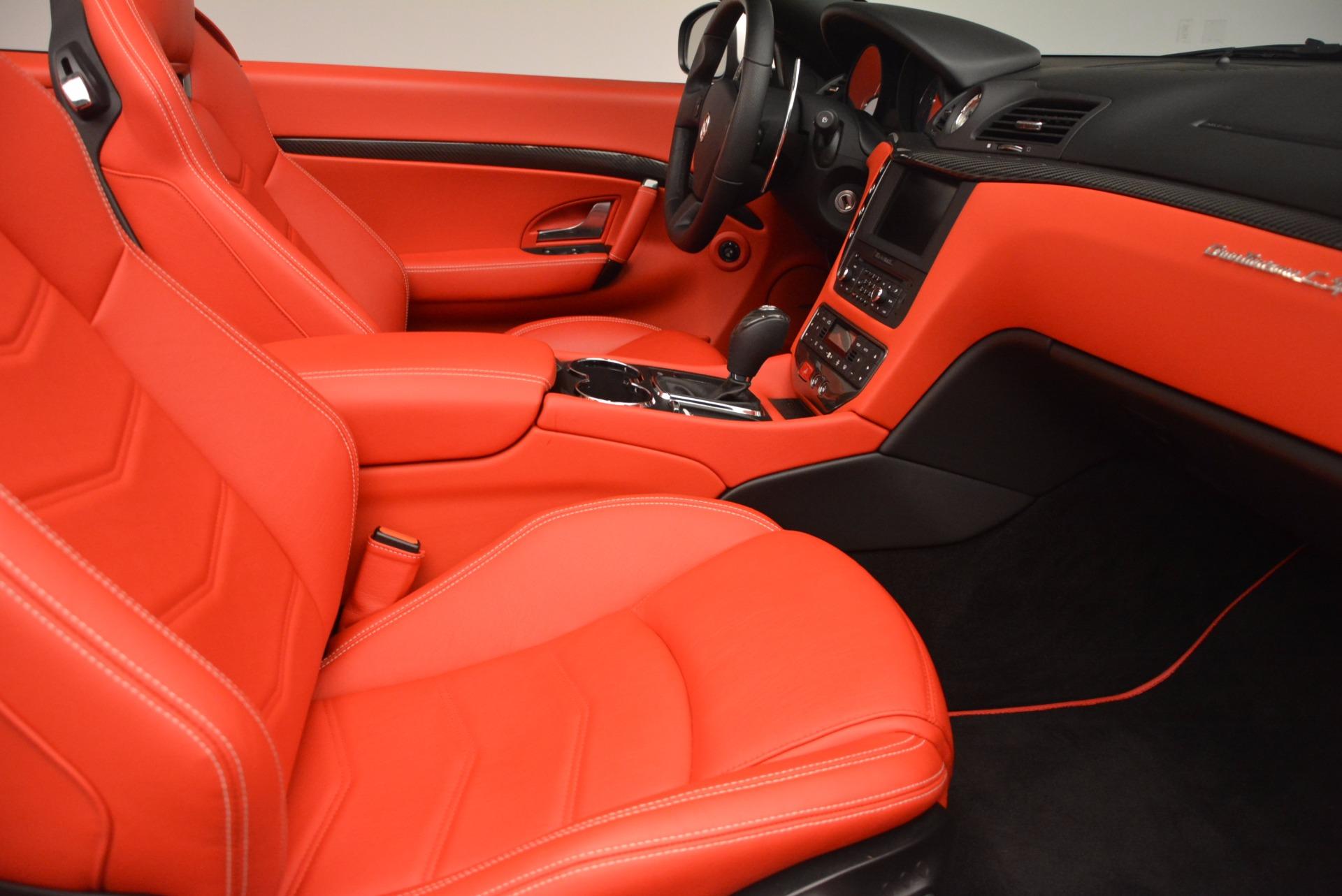 Used 2016 Maserati GranTurismo Sport For Sale In Greenwich, CT 1100_p39