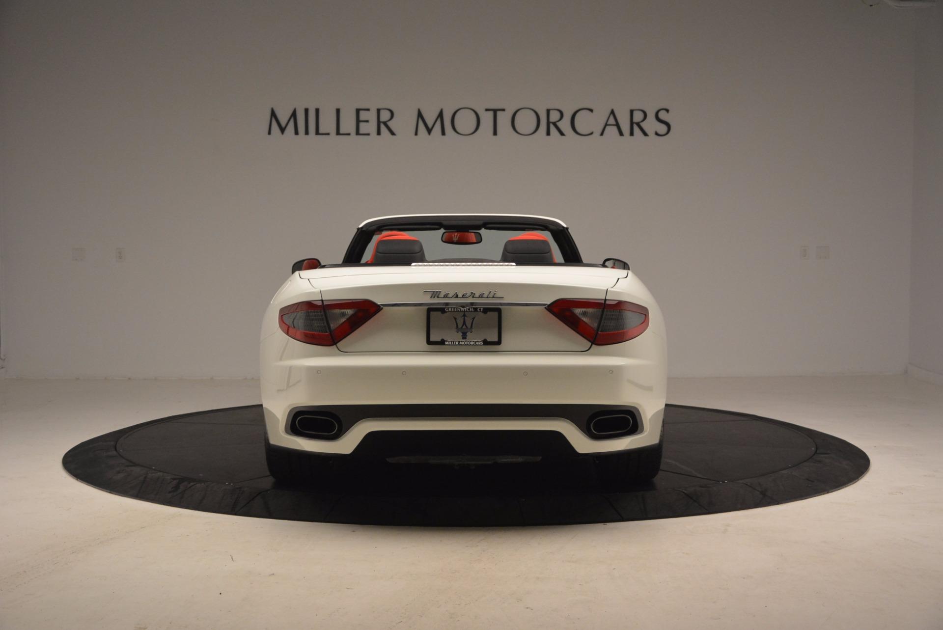 Used 2016 Maserati GranTurismo Sport For Sale In Greenwich, CT 1100_p6