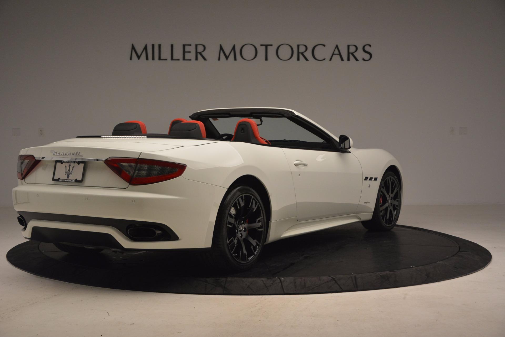Used 2016 Maserati GranTurismo Sport For Sale In Greenwich, CT 1100_p7