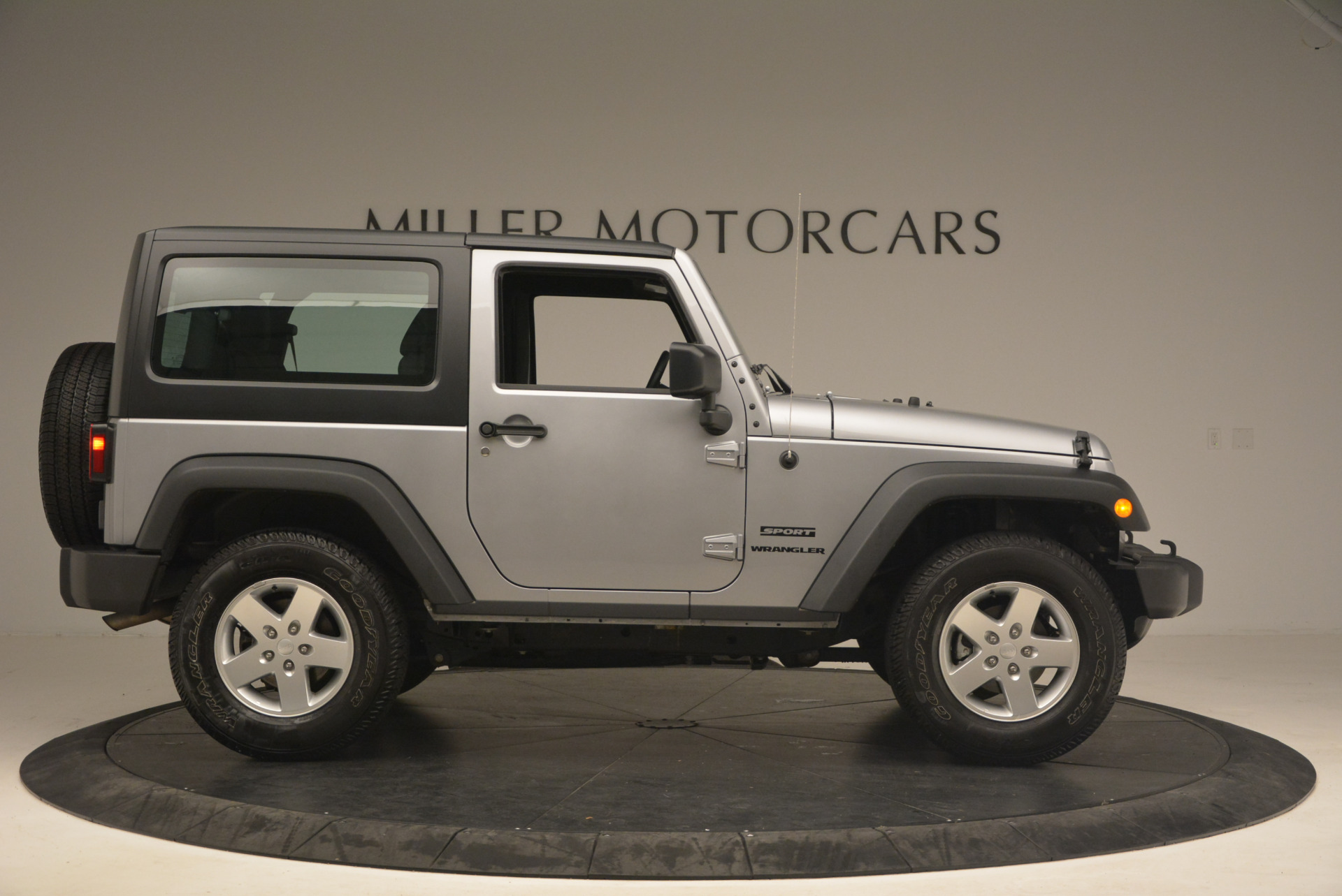 Used 2015 Jeep Wrangler Sport For Sale In Greenwich, CT 1101_p9