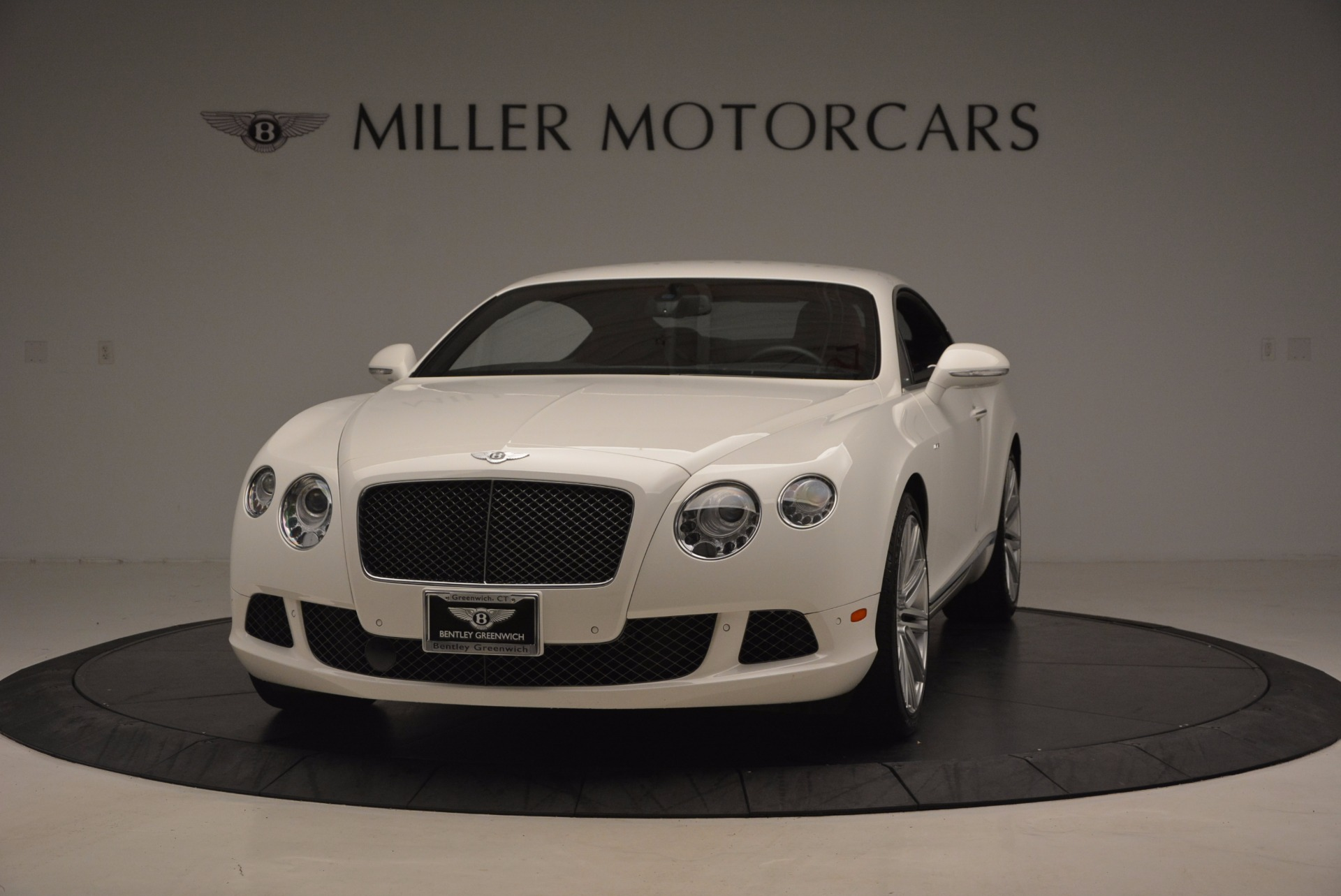 Used 2014 Bentley Continental GT Speed For Sale In Greenwich, CT 1102_main