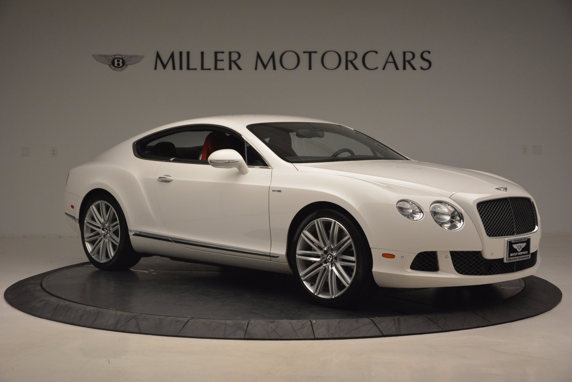 Used 2014 Bentley Continental GT Speed For Sale In Greenwich, CT 1102_p11