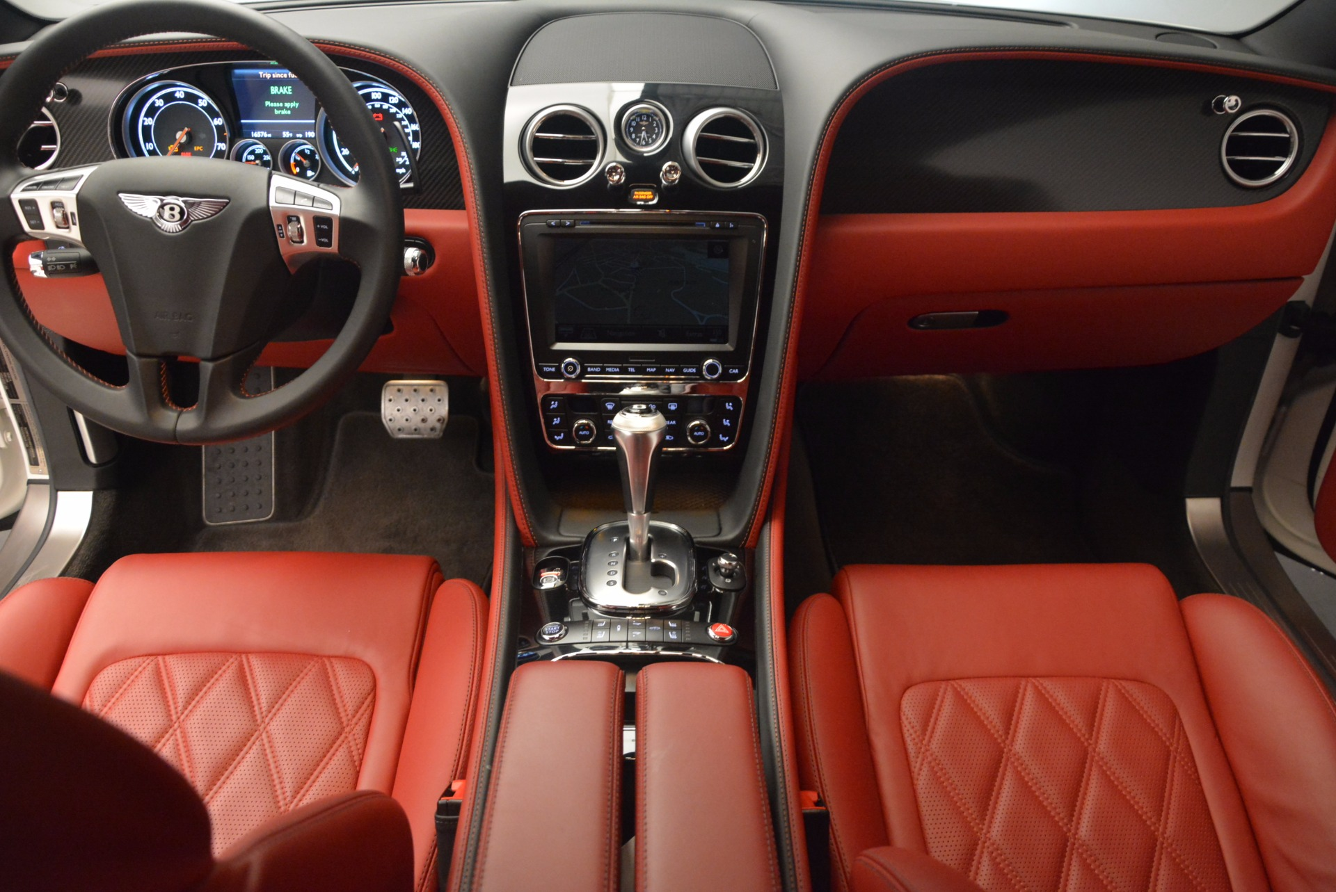 Used 2014 Bentley Continental GT Speed For Sale In Greenwich, CT 1102_p27