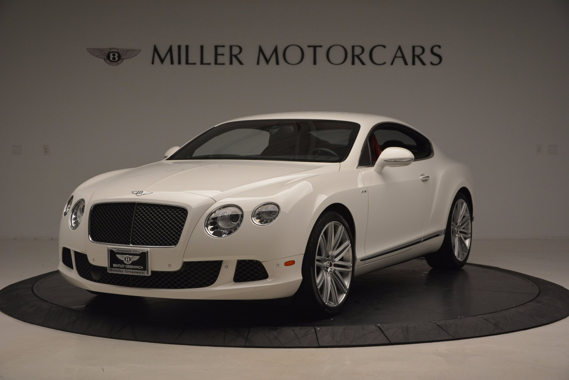 Used 2014 Bentley Continental GT Speed For Sale In Greenwich, CT 1102_p2