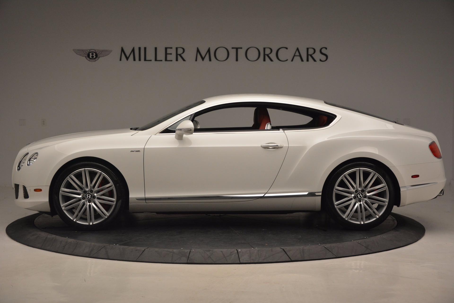 Used 2014 Bentley Continental GT Speed For Sale In Greenwich, CT 1102_p4