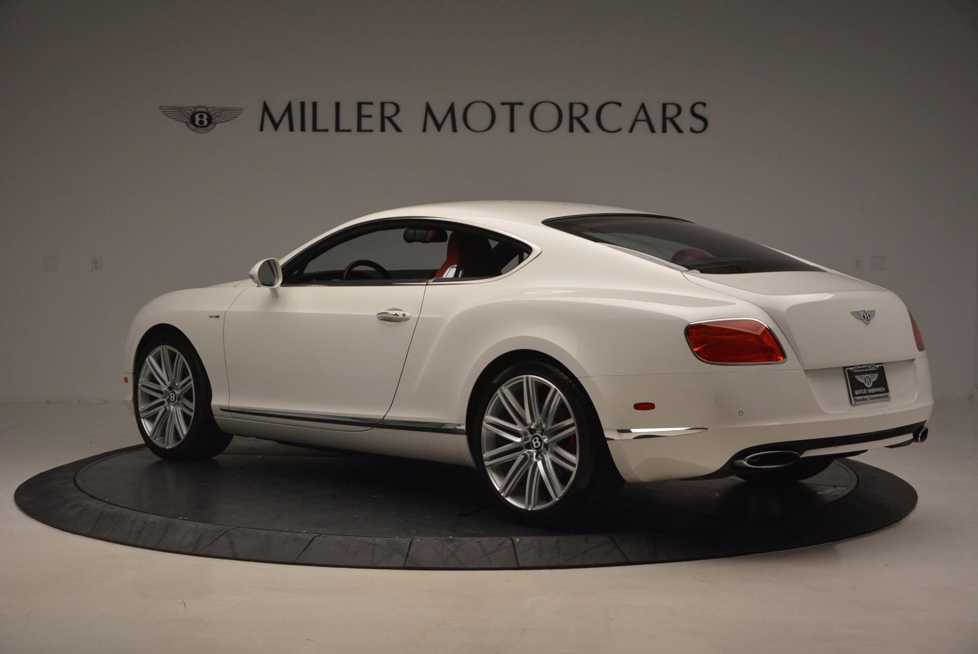 Used 2014 Bentley Continental GT Speed For Sale In Greenwich, CT 1102_p5