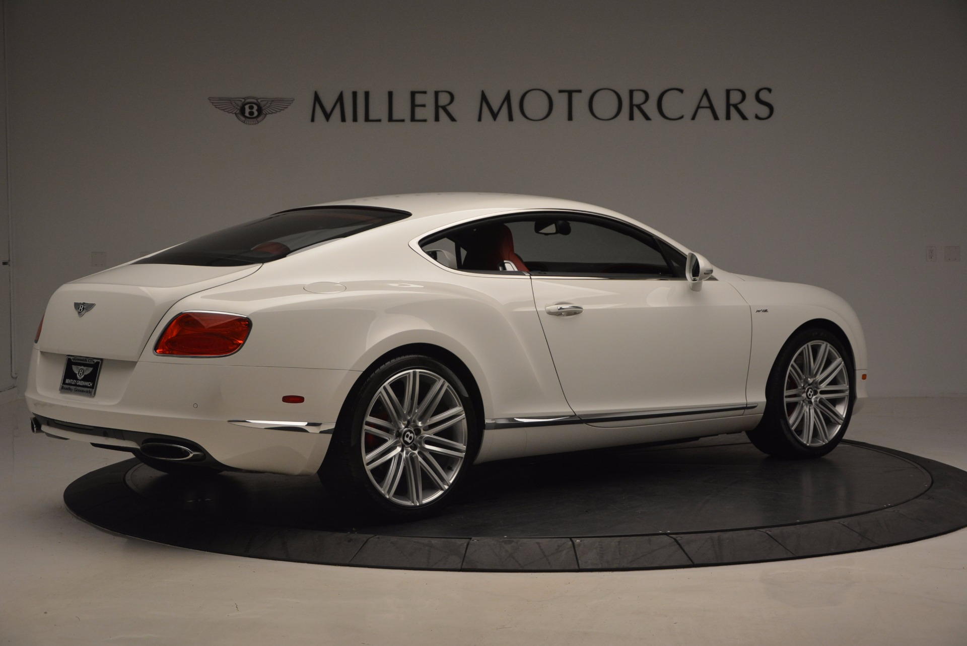Used 2014 Bentley Continental GT Speed For Sale In Greenwich, CT 1102_p9