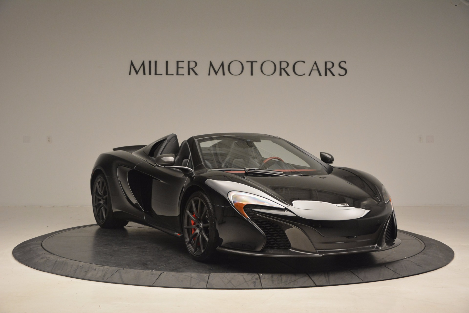 Used 2016 McLaren 650S Spider  For Sale In Greenwich, CT 1103_p11