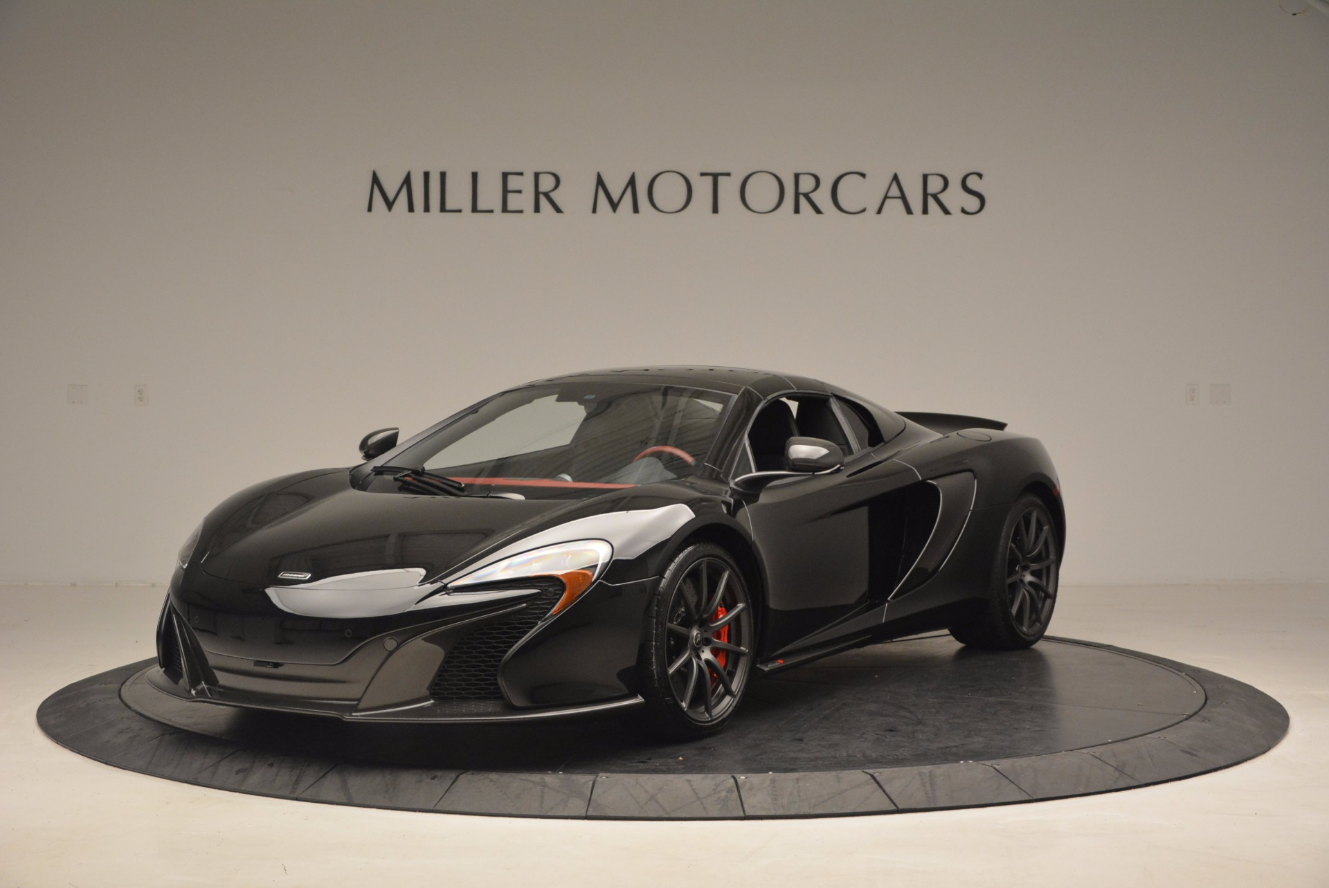 Used 2016 McLaren 650S Spider  For Sale In Greenwich, CT 1103_p13