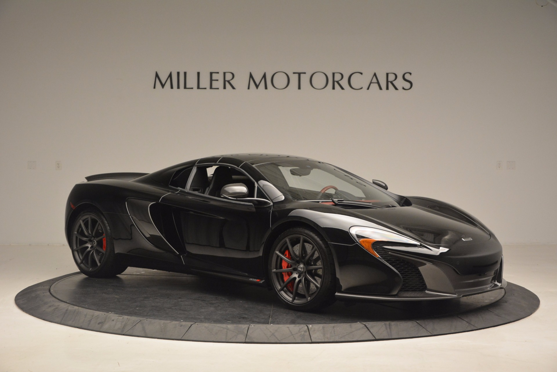 Used 2016 McLaren 650S Spider  For Sale In Greenwich, CT 1103_p19