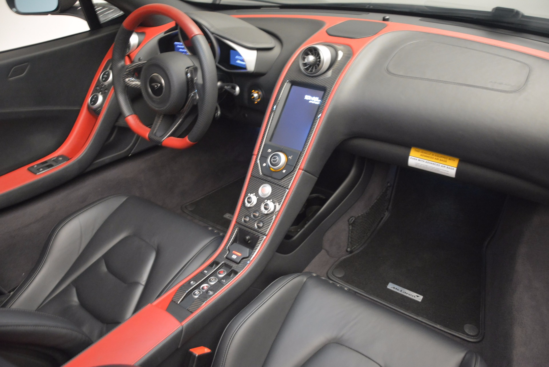 Used 2016 McLaren 650S Spider  For Sale In Greenwich, CT 1103_p24