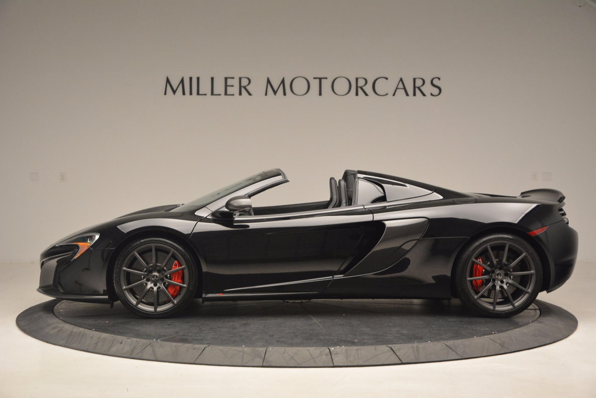 Used 2016 McLaren 650S Spider  For Sale In Greenwich, CT 1103_p3