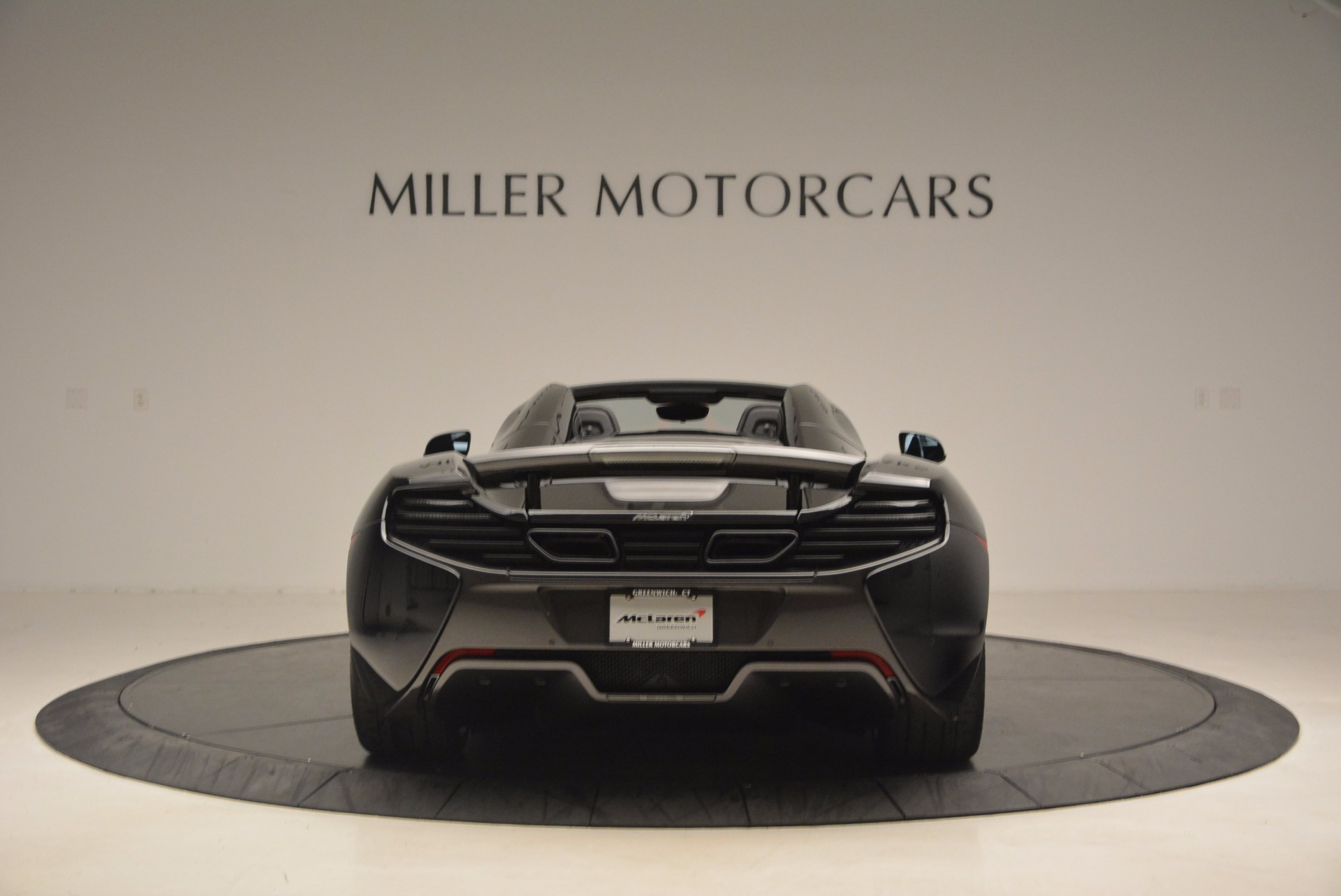 Used 2016 McLaren 650S Spider  For Sale In Greenwich, CT 1103_p6